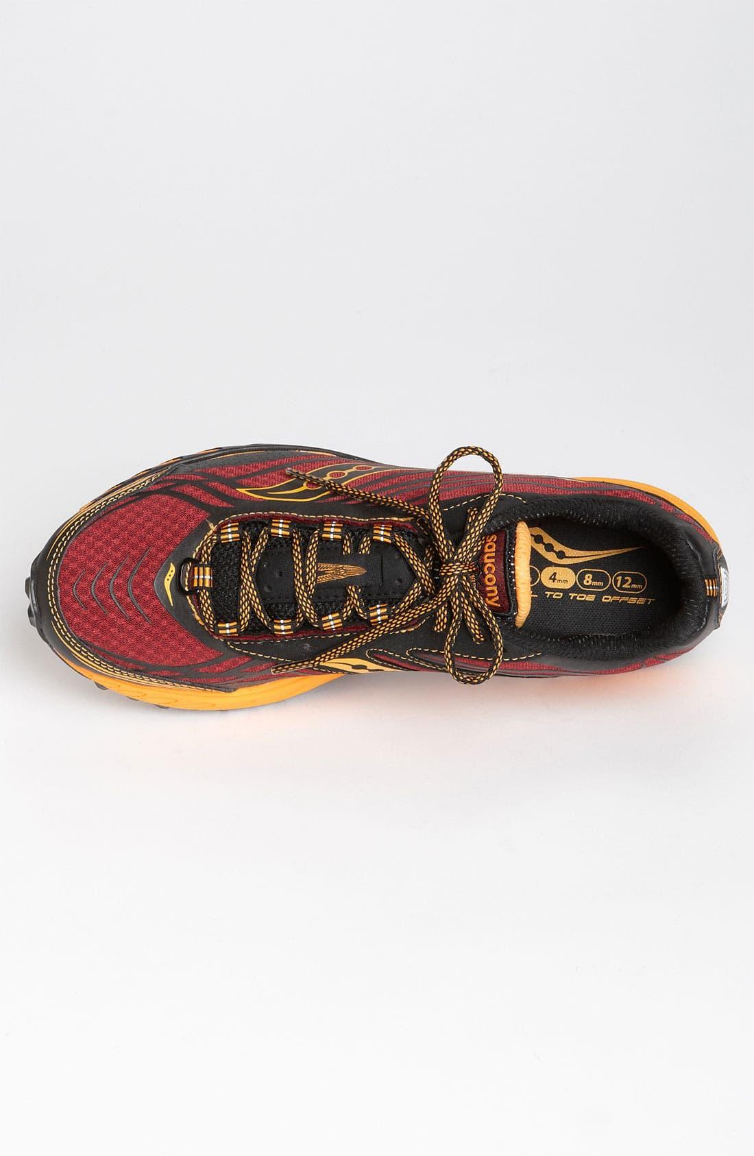 Alternate Image 3  - Saucony 'ProGrid Peregrine 2' Trail Running Shoe (Men)