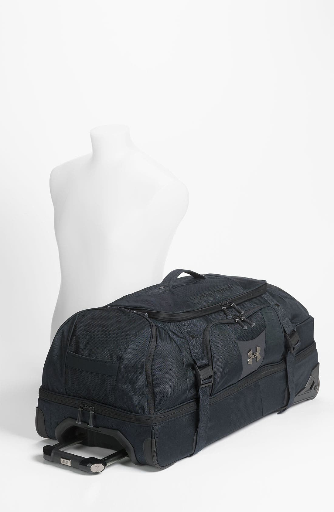 Alternate Image 5  - Under Armour 'Elite' Rolling Duffel Bag