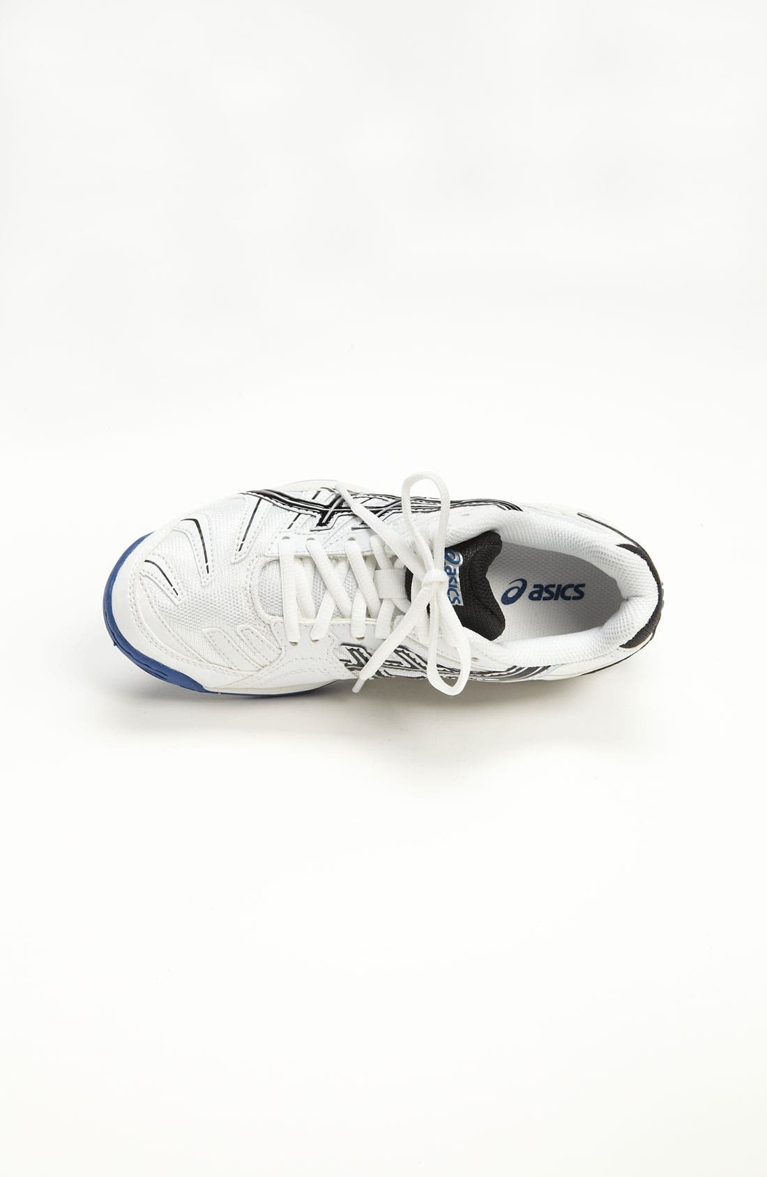 Alternate Image 3  - ASICS® 'GEL-Resolution' Tennis Shoe (Little Kid & Big Kid)