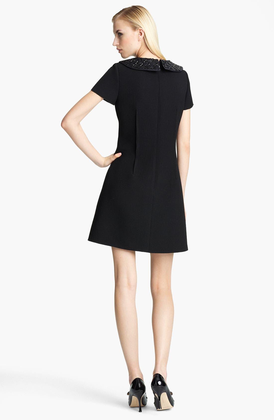 Alternate Image 2  - Jil Sander Embellished Collar Dress