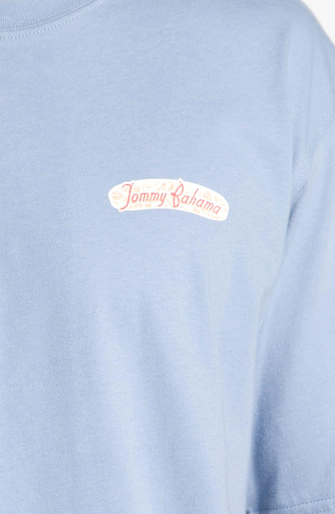 Alternate Image 3  - Tommy Bahama 'Sound Waves Brew' T-Shirt