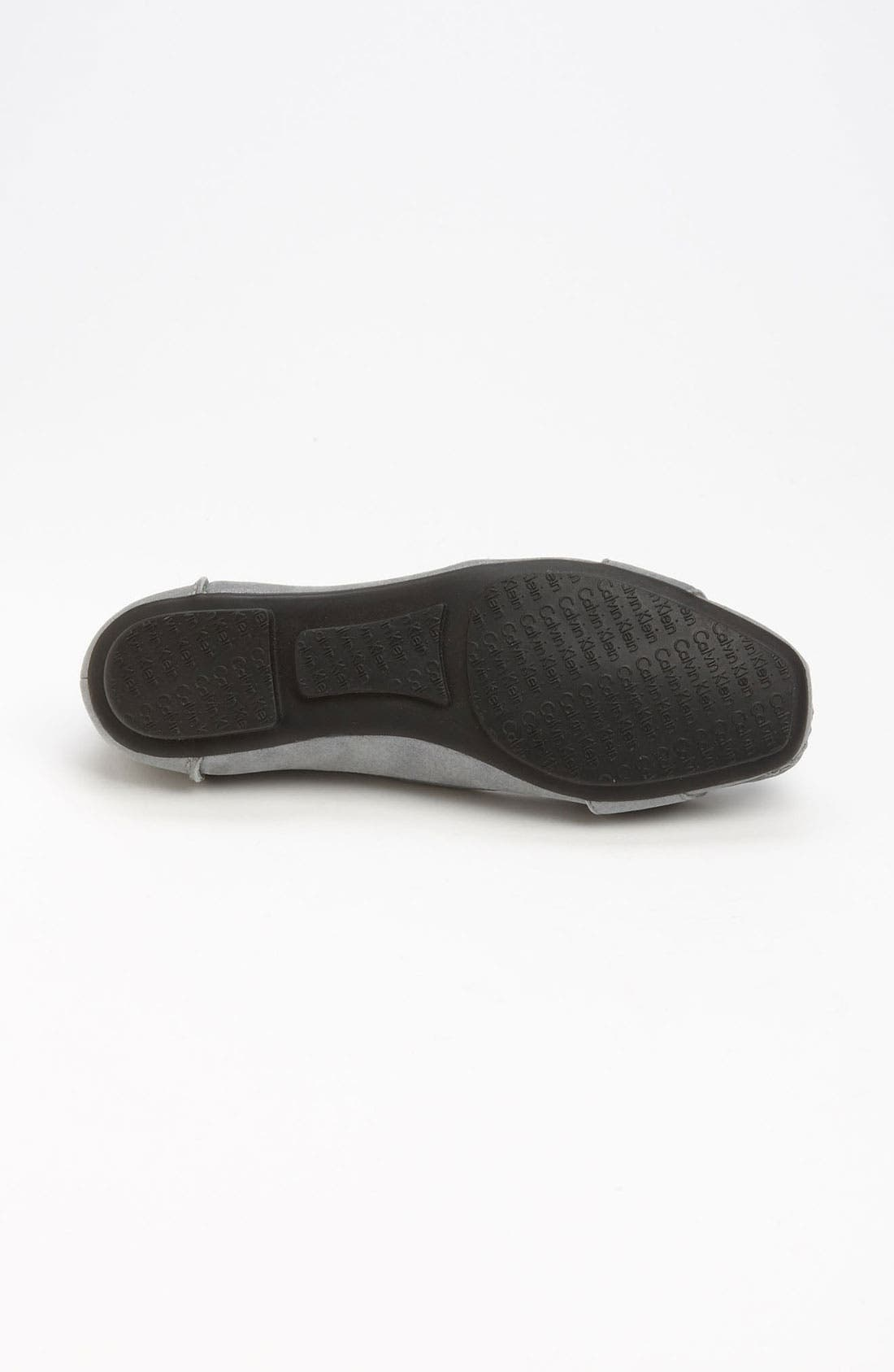 Alternate Image 4  - Calvin Klein 'Meranda' Flat