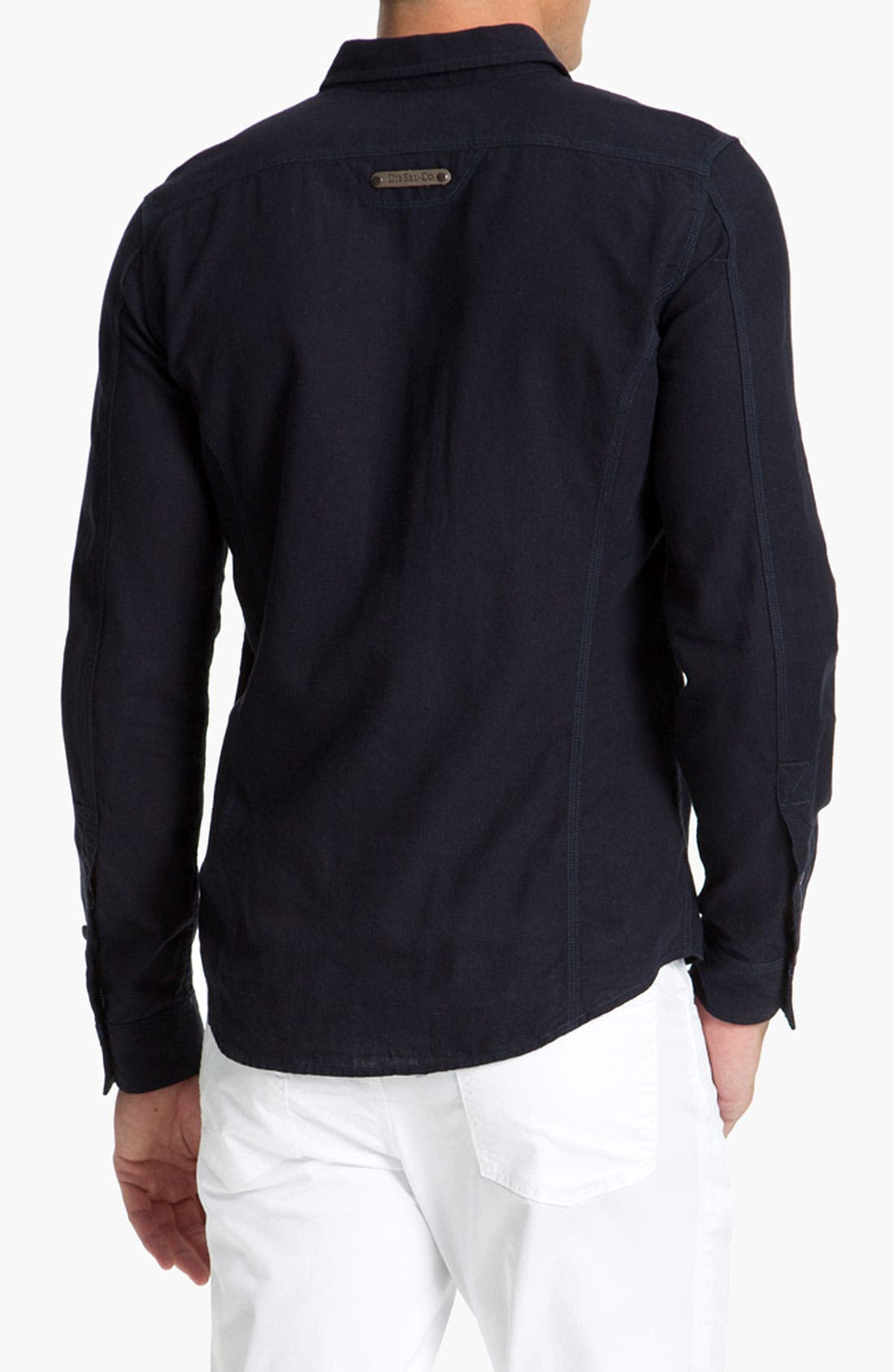 Alternate Image 2  - DIESEL® 'Shrobina J' Sport Shirt