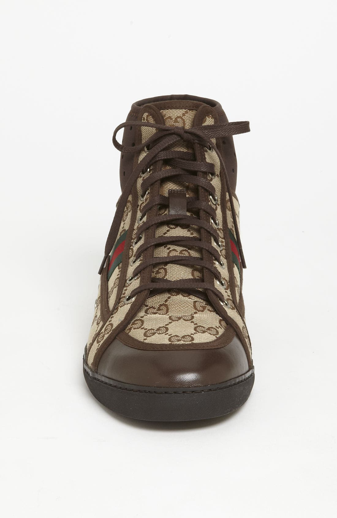 Alternate Image 5  - Gucci 'Cannes' High Top Sneaker