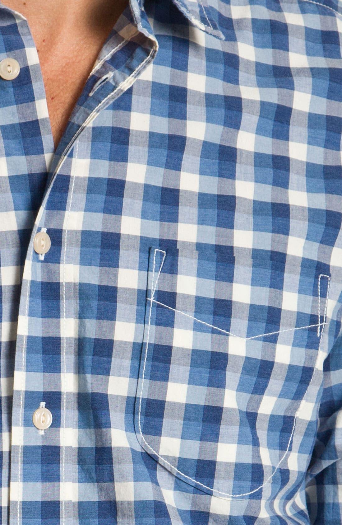 Alternate Image 3  - Façonnable Club Fit Sport Shirt