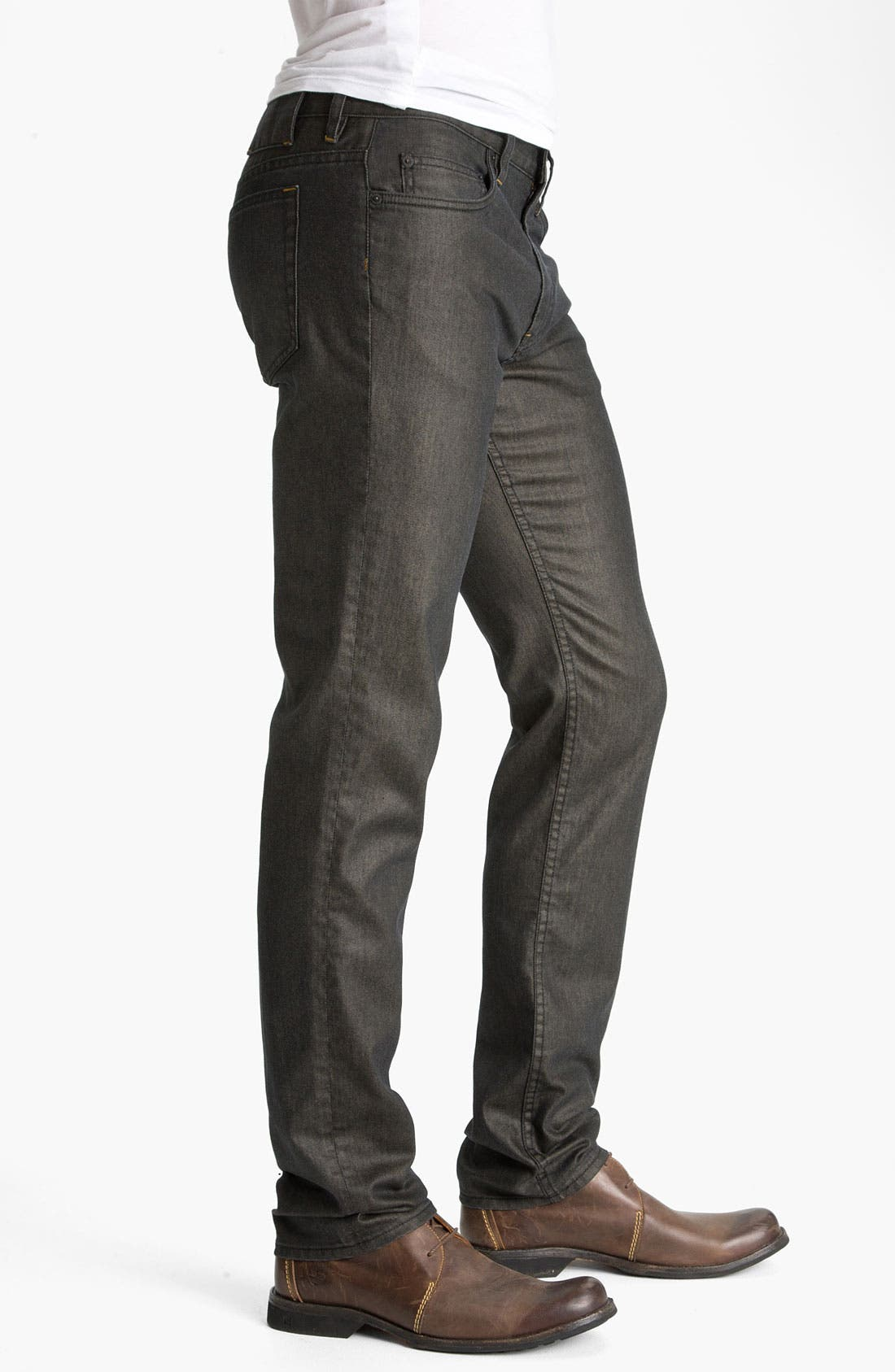 Alternate Image 3  - MARC BY MARC JACOBS Slim Fit Jeans (Darkest Forest)