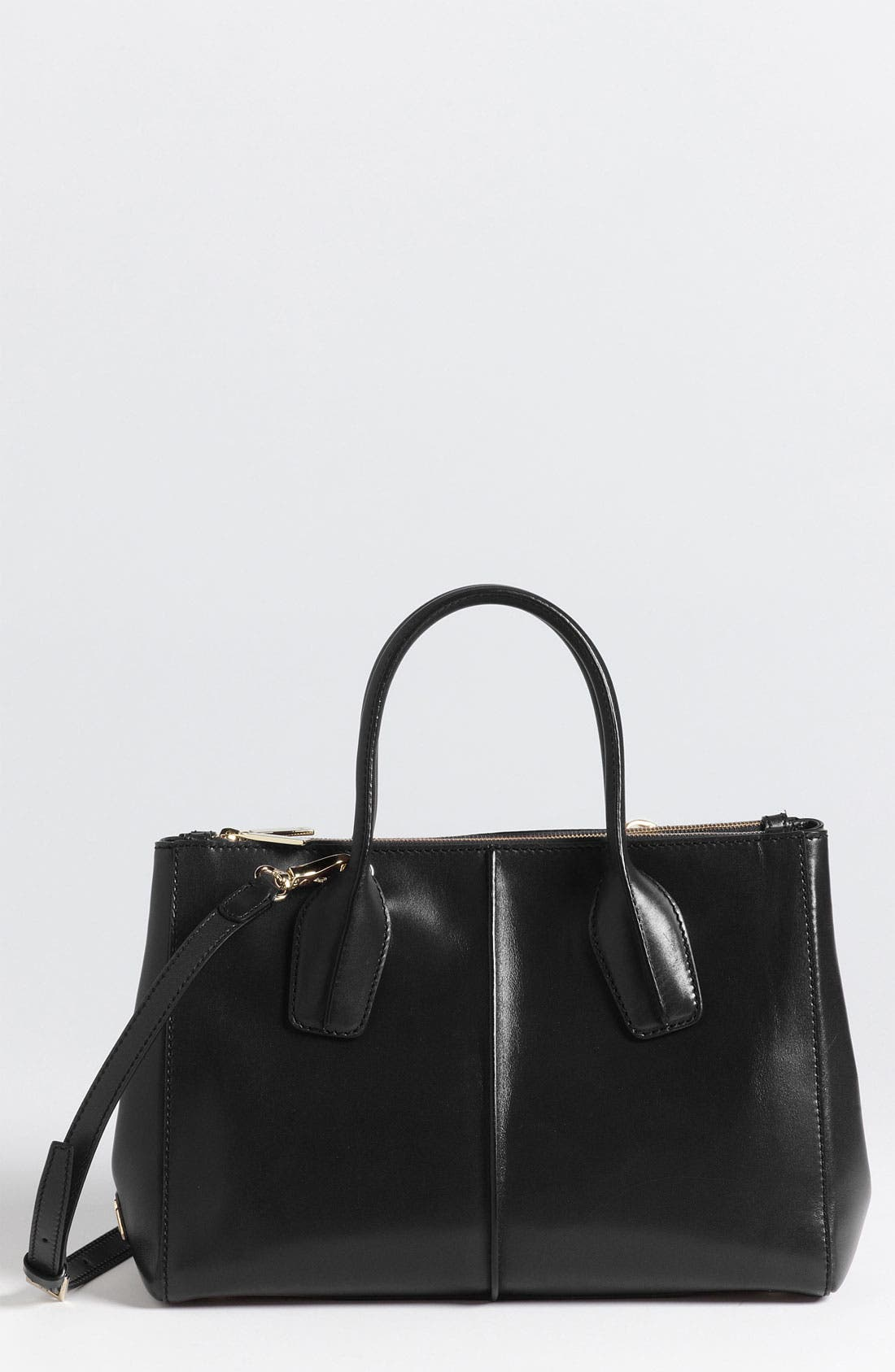 Main Image - Tod's 'D-Styling - Small' Leather Shopper