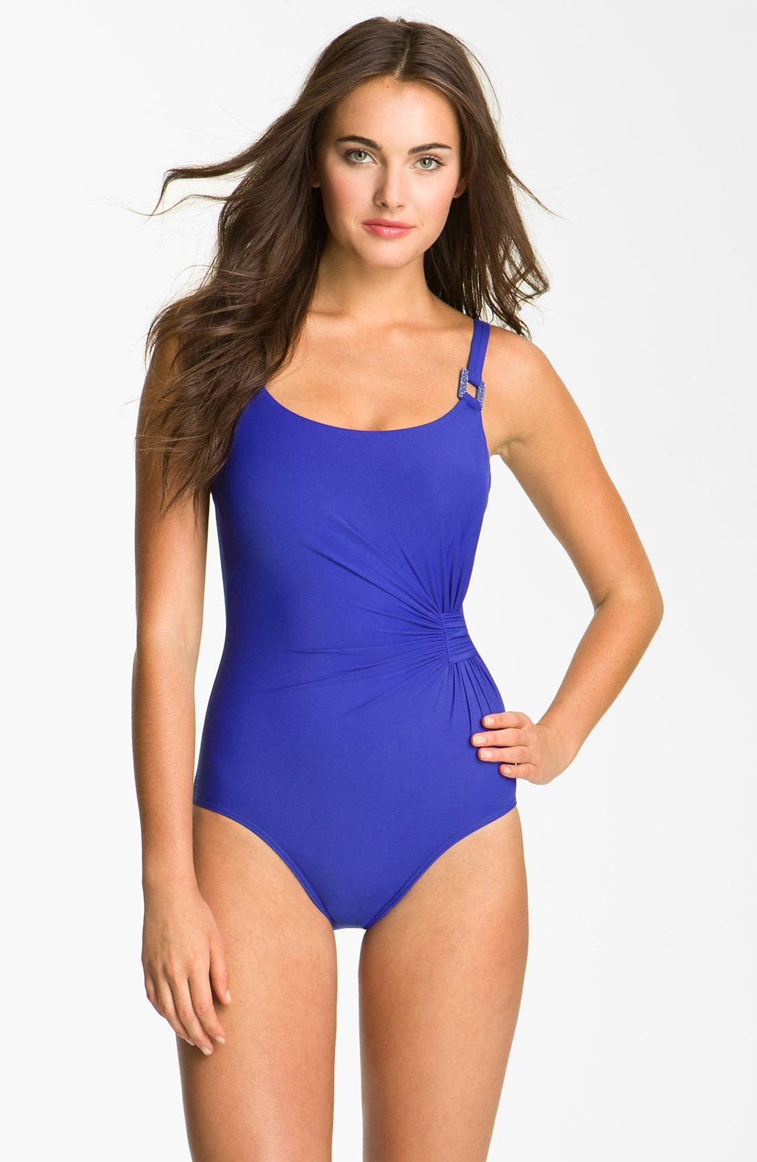 Alternate Image 1 Selected - Miraclesuit® 'Thrill Seekers - Lisa Jane' One Piece Swimsuit