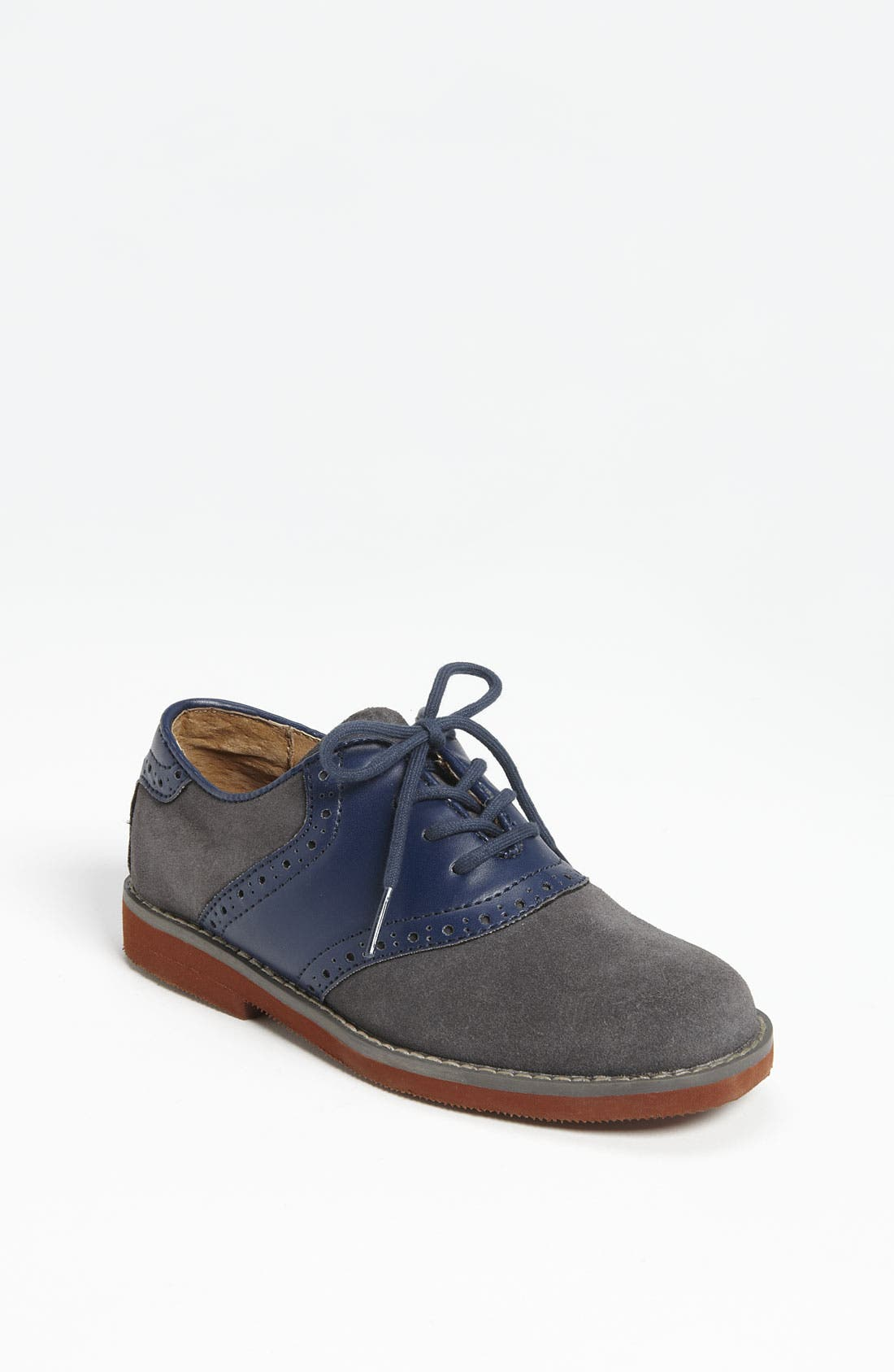 Alternate Image 1 Selected - Florsheim 'Kennett' Oxford (Toddler, Little Kid & Big Kid)