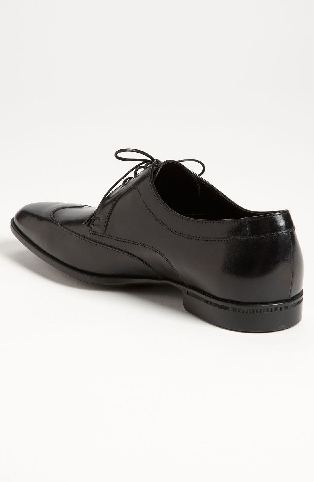 Alternate Image 2  - BOSS Black 'Neswin' Wingtip Derby