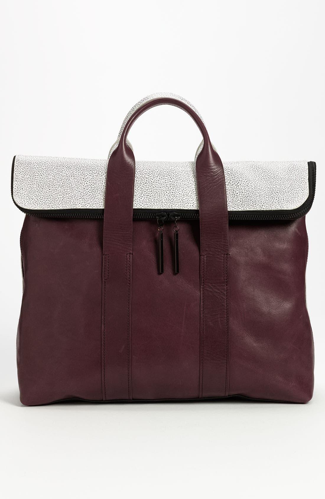Main Image - 3.1 Phillip Lim '31 Hour' Leather Bag