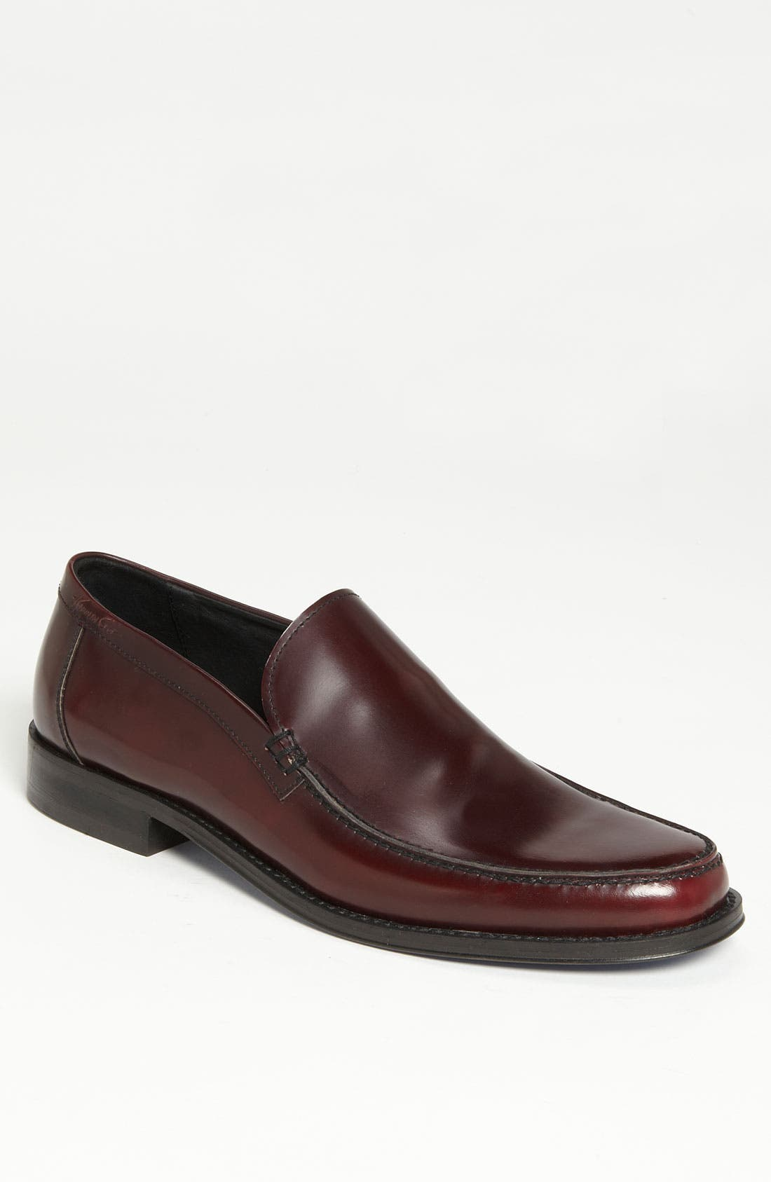 Main Image - Kenneth Cole New York 'New Leaf' Moc Toe Loafer