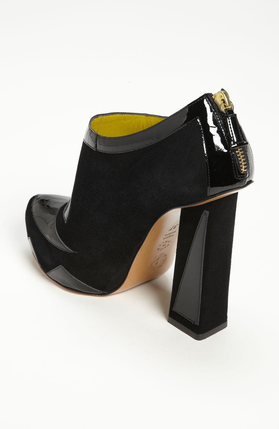 Alternate Image 2  - Pollini Colorblock Bootie