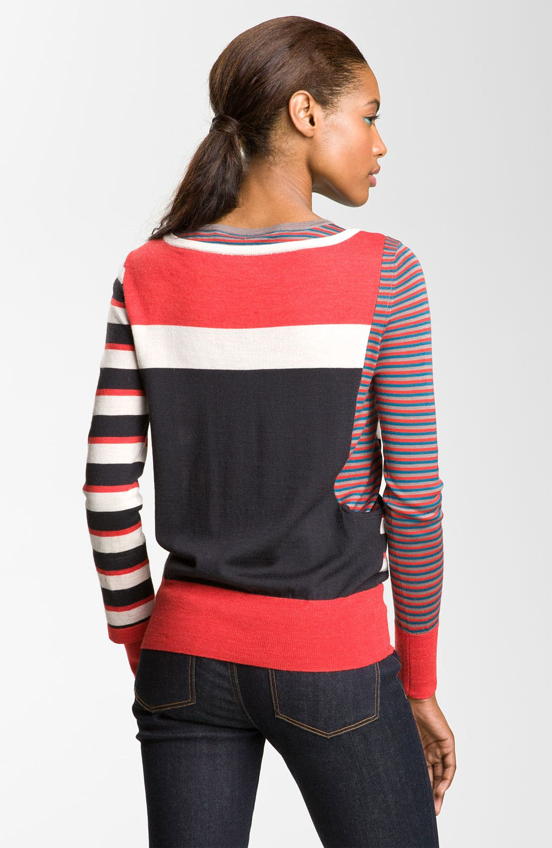 Alternate Image 2  - MARC BY MARC JACOBS 'Yaani' Stripe Sweater