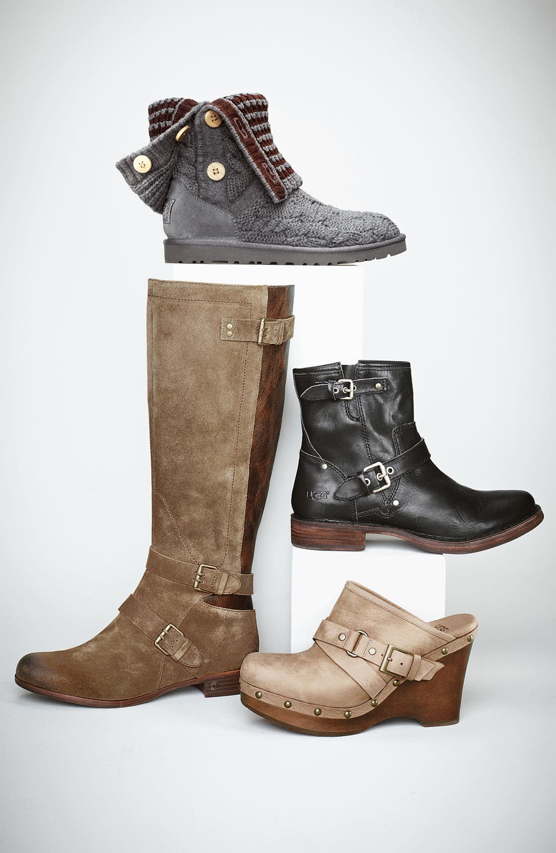 Alternate Image 5  - UGG® 'Fabrizia' Boot (Women)