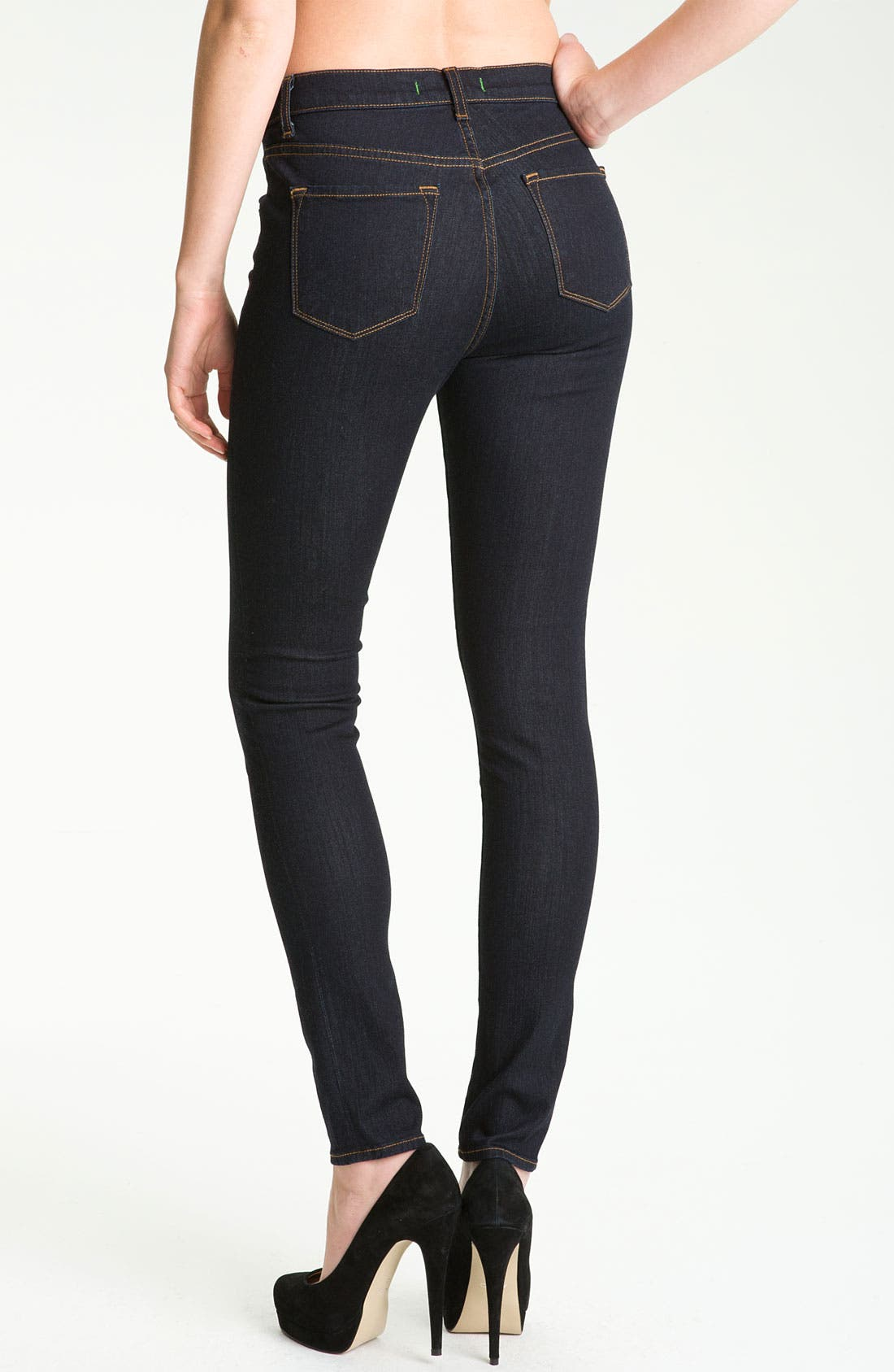 Alternate Image 2  - J Brand '2311 Maria' High Rise Jeans (Starless)
