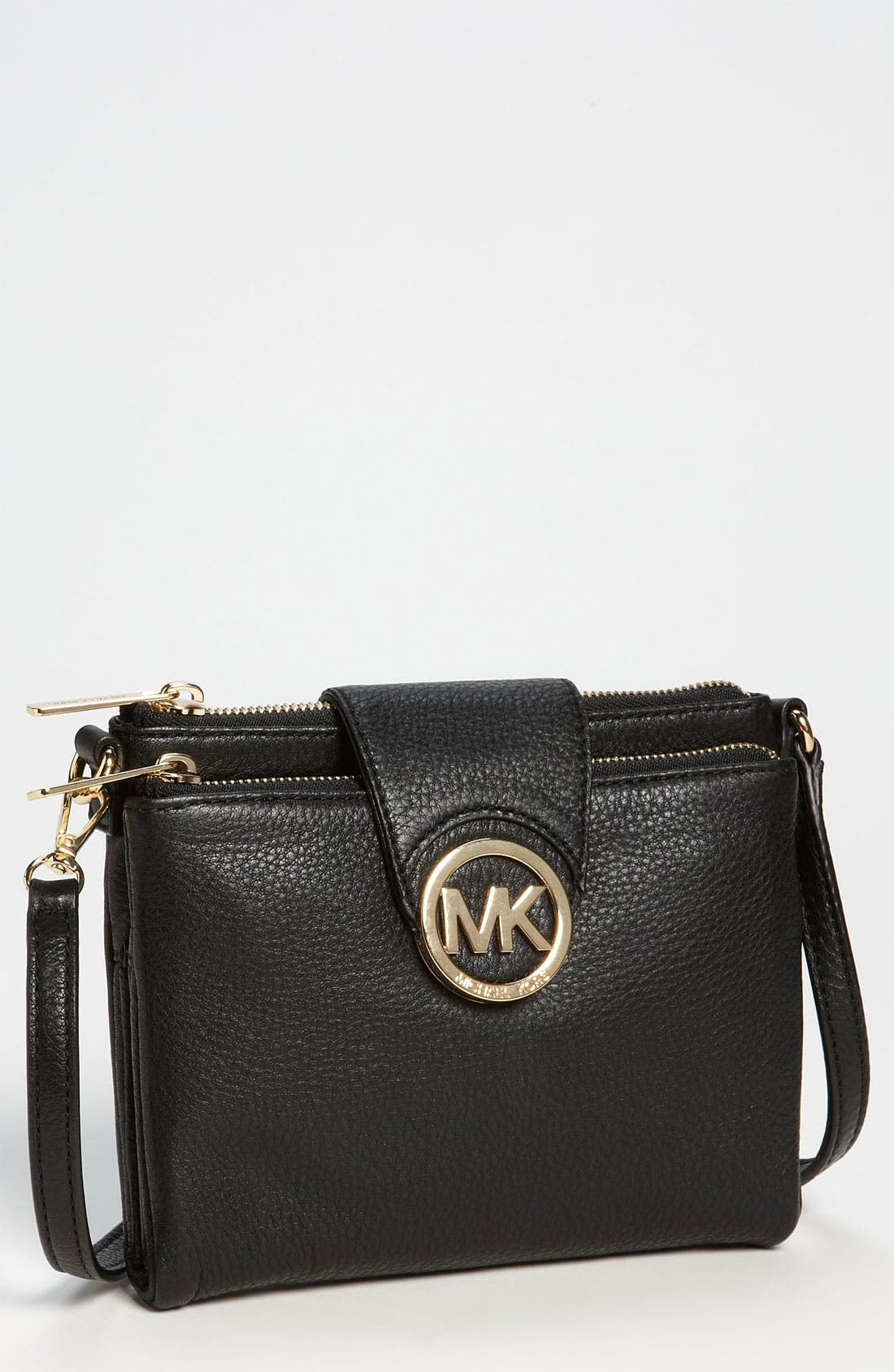 Alternate Image 1 Selected - MICHAEL Michael Kors 'Fulton - Large' Crossbody Bag