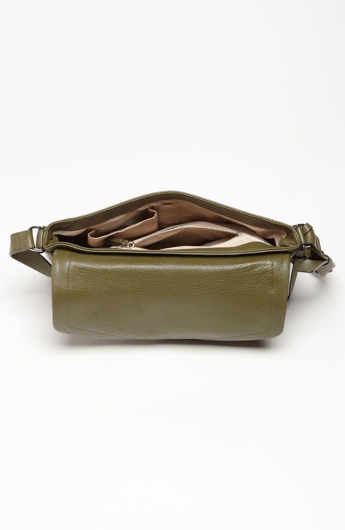 Alternate Image 3  - Diane von Furstenberg 'Drew - Connect' Leather Shoulder Bag