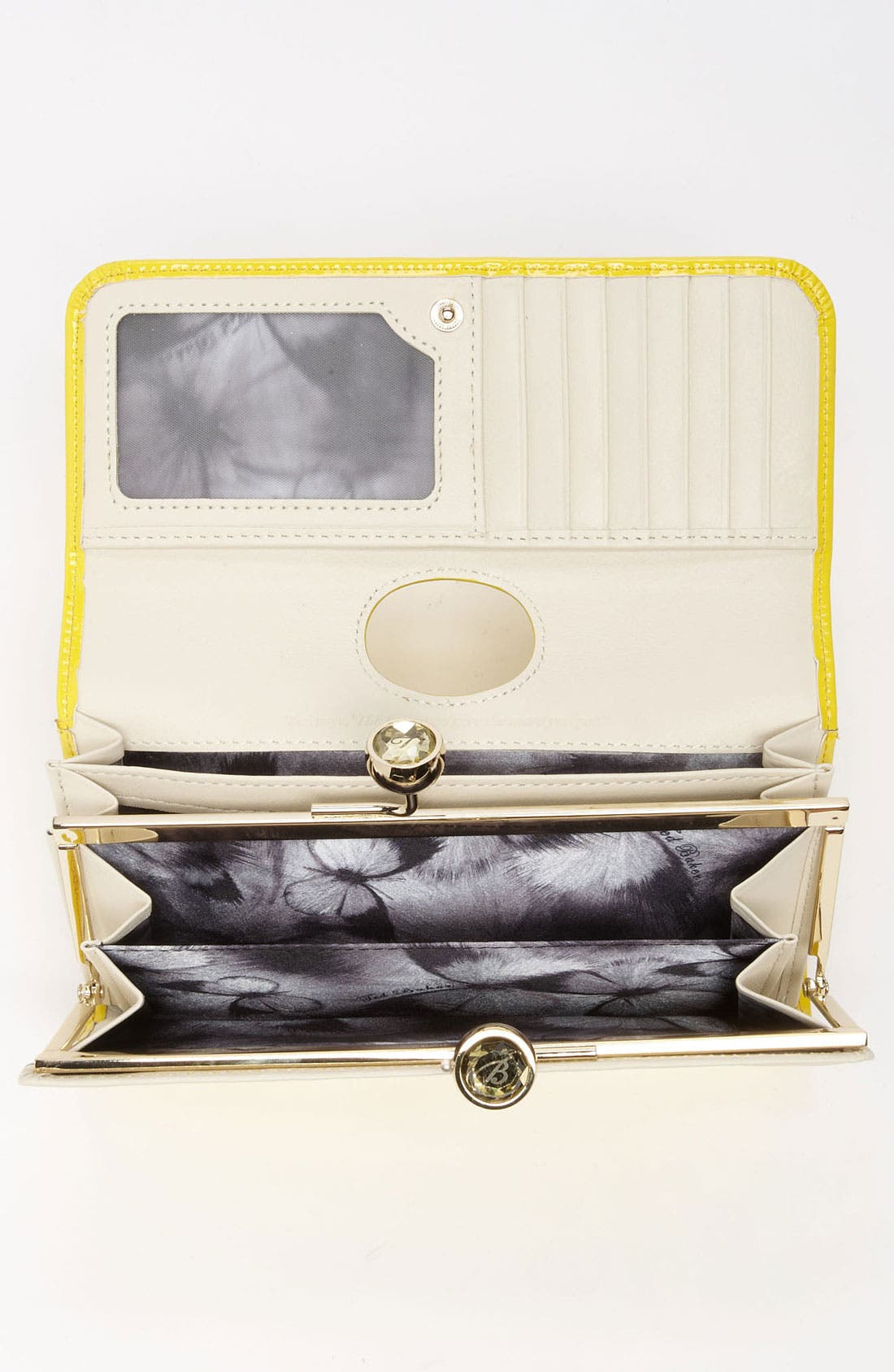 Alternate Image 3  - Ted Baker London 'Crystal Bobble' Matinee Wallet