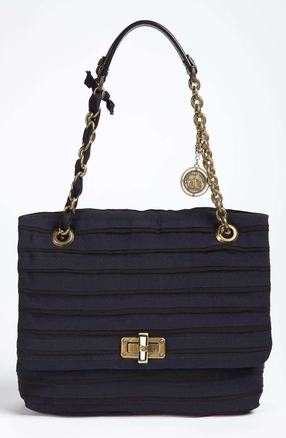 Alternate Image 1 Selected - Lanvin 'Happy Birthday' Ribbon Shoulder Bag