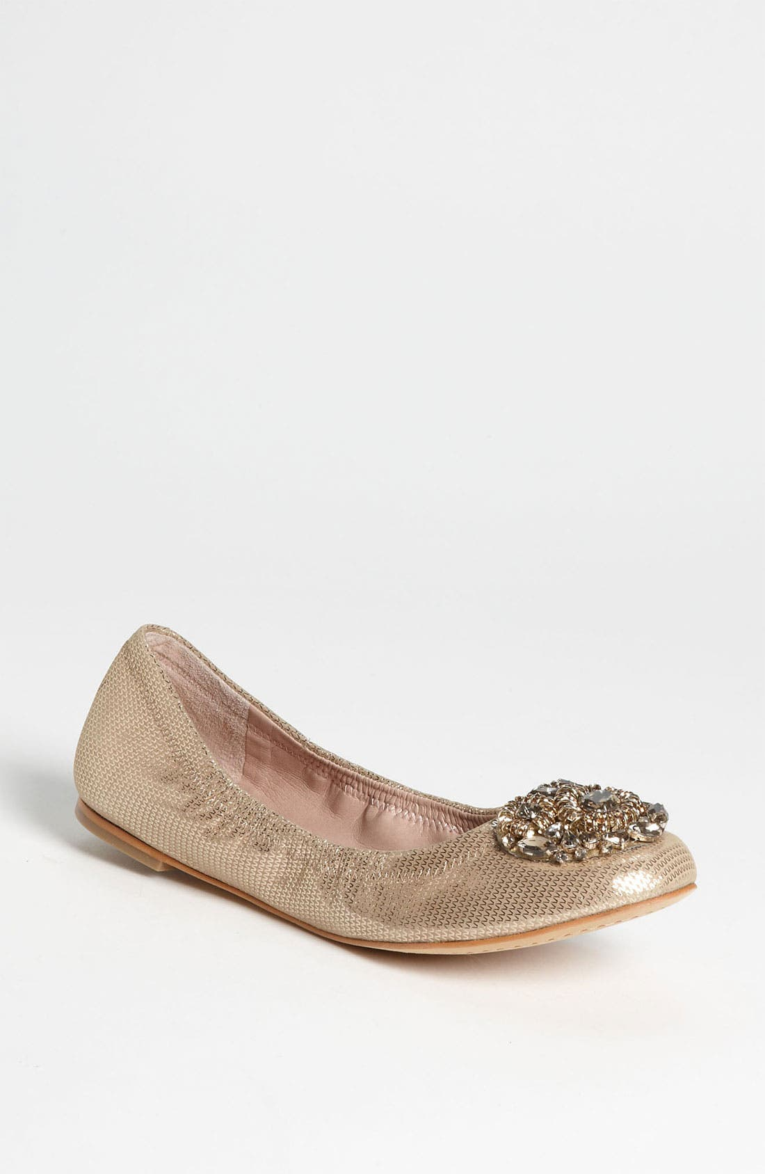 Alternate Image 1 Selected - Vince Camuto 'Parissa' Flat