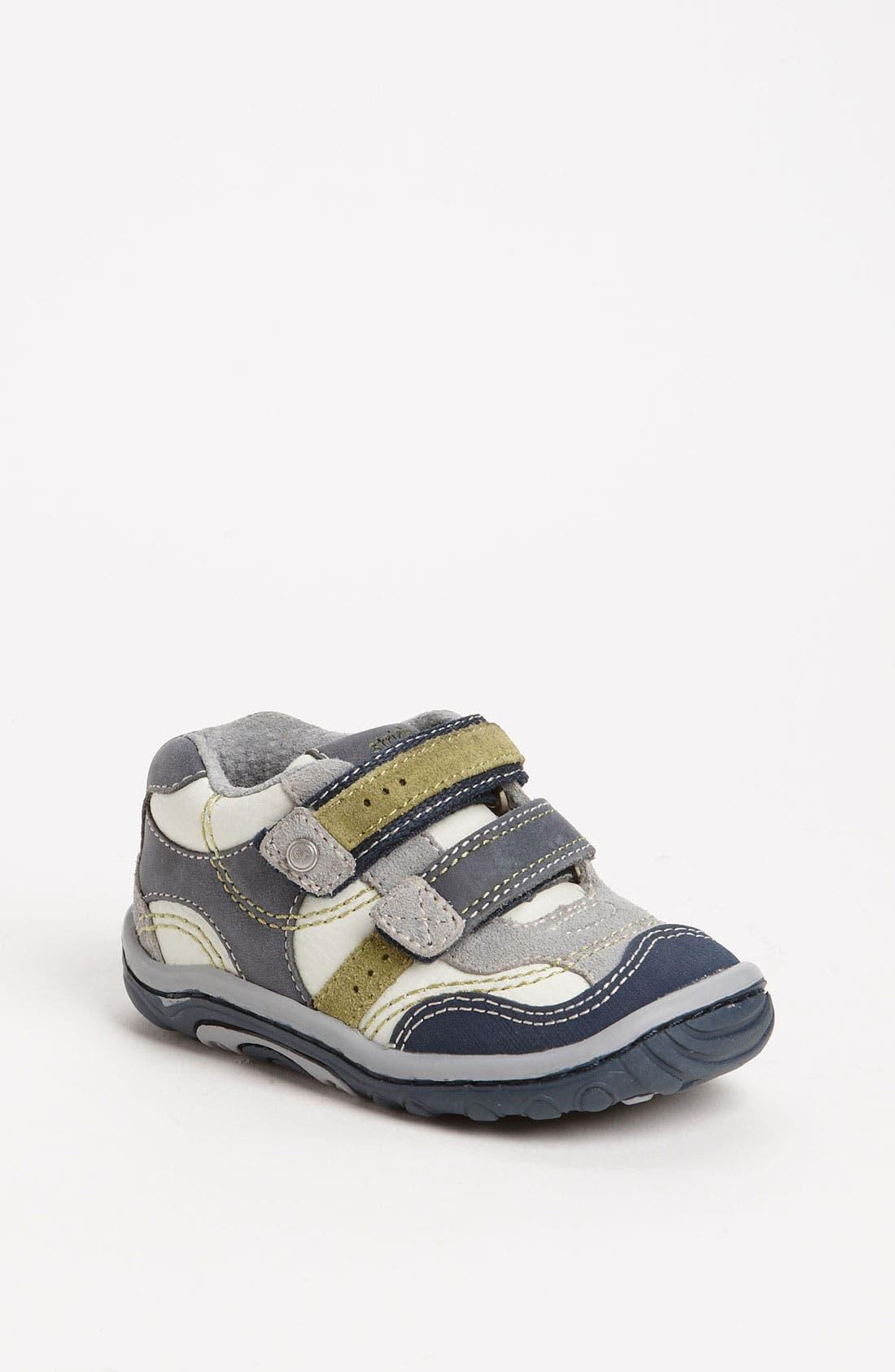 Alternate Image 1 Selected - Stride Rite 'Will' Sneaker (Baby, Walker & Toddler)