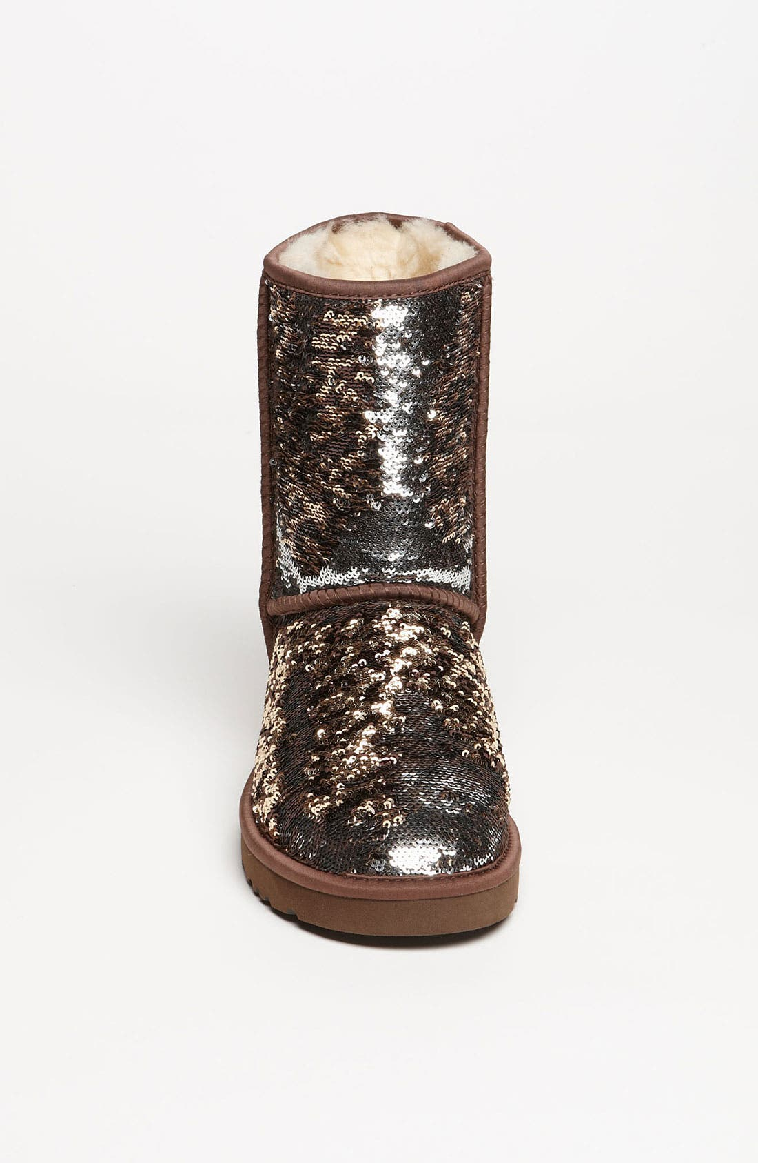 Alternate Image 3  - UGG® Australia 'Classic Short Sparkle' Boot (Women)