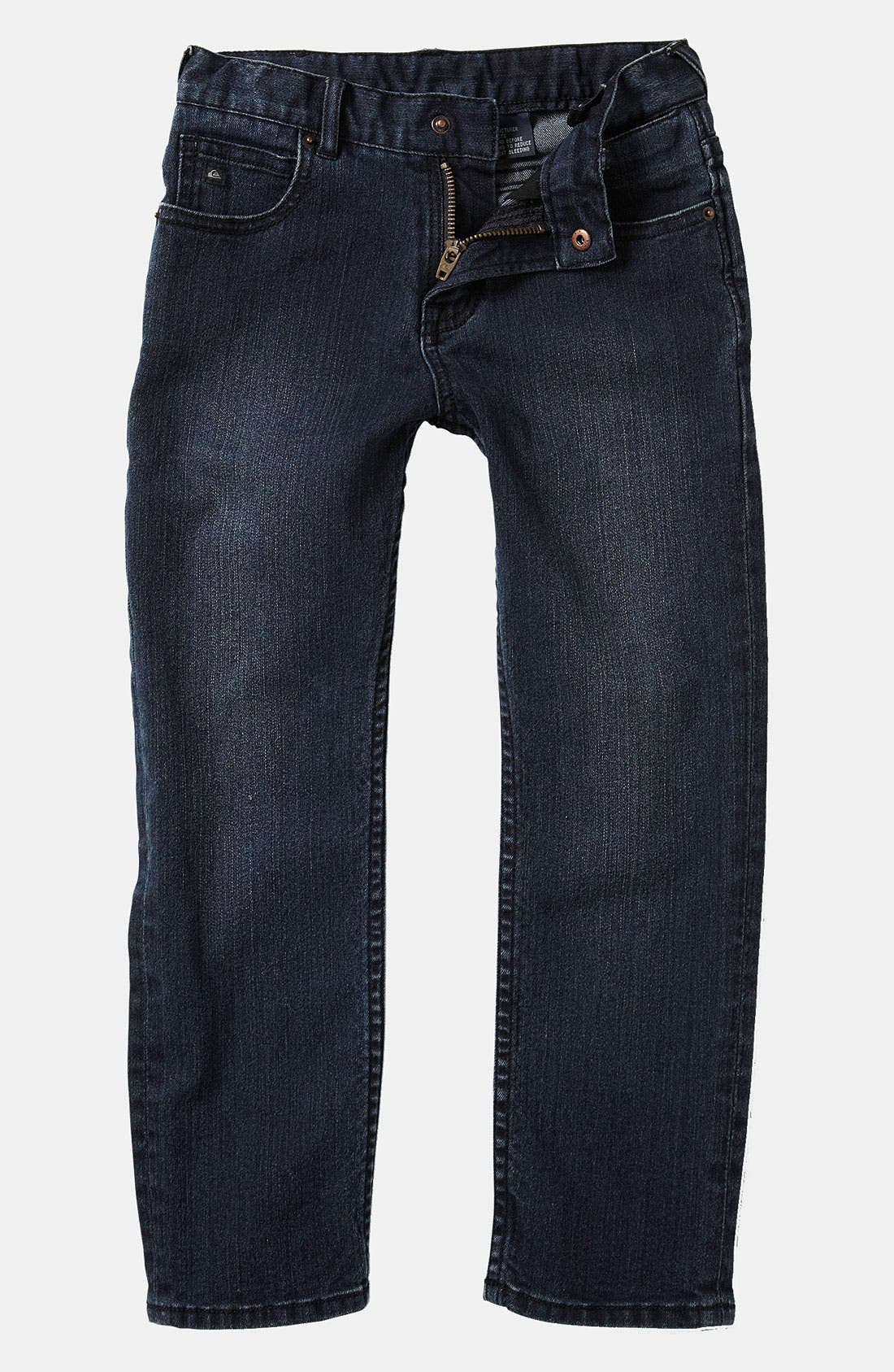 Alternate Image 2  - Quiksilver 'Distortion' Jeans (Toddler)