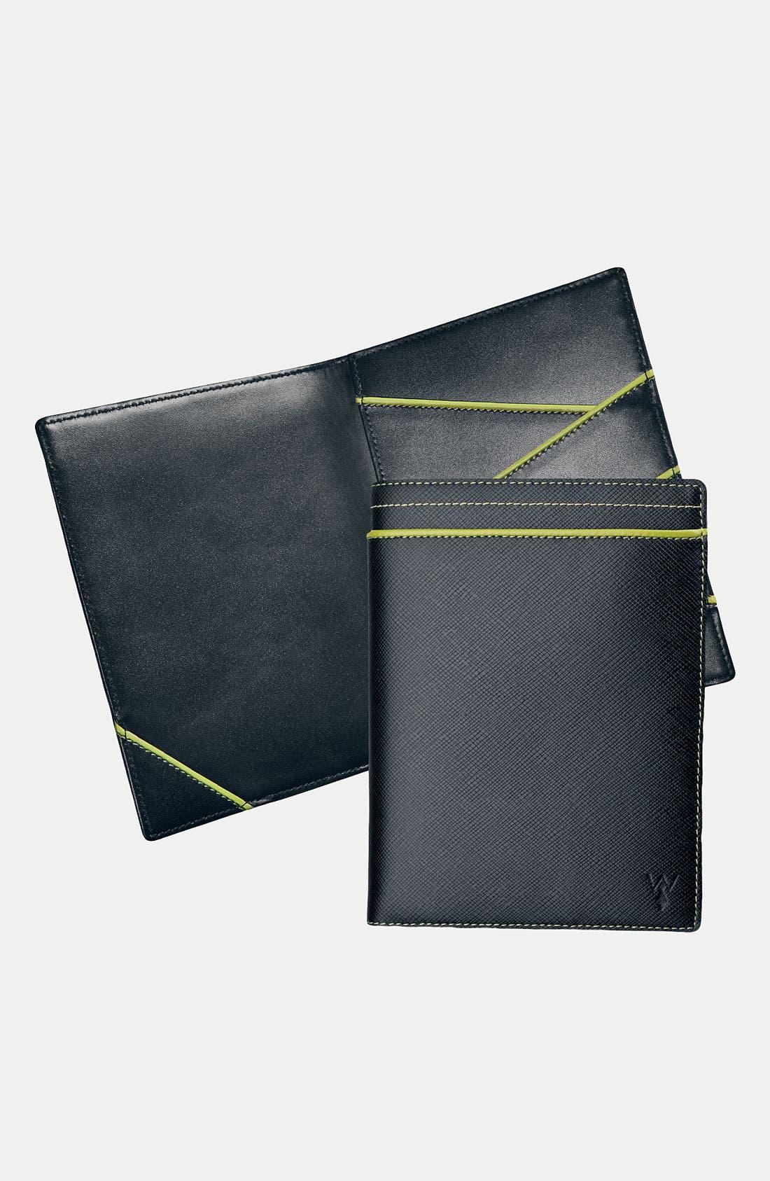 Alternate Image 1 Selected - Würkin Stiffs RFID Blocker Passport Wallet