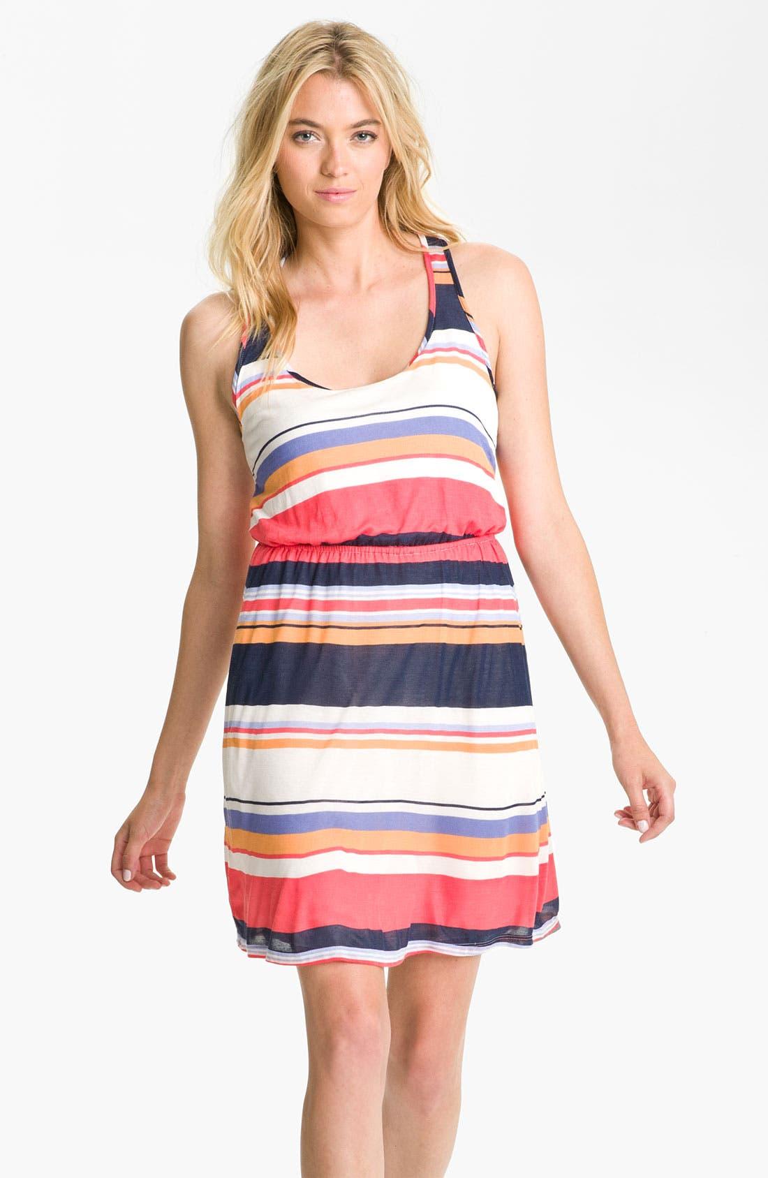 Main Image - Splendid 'Canyon' Stripe Tank Dress