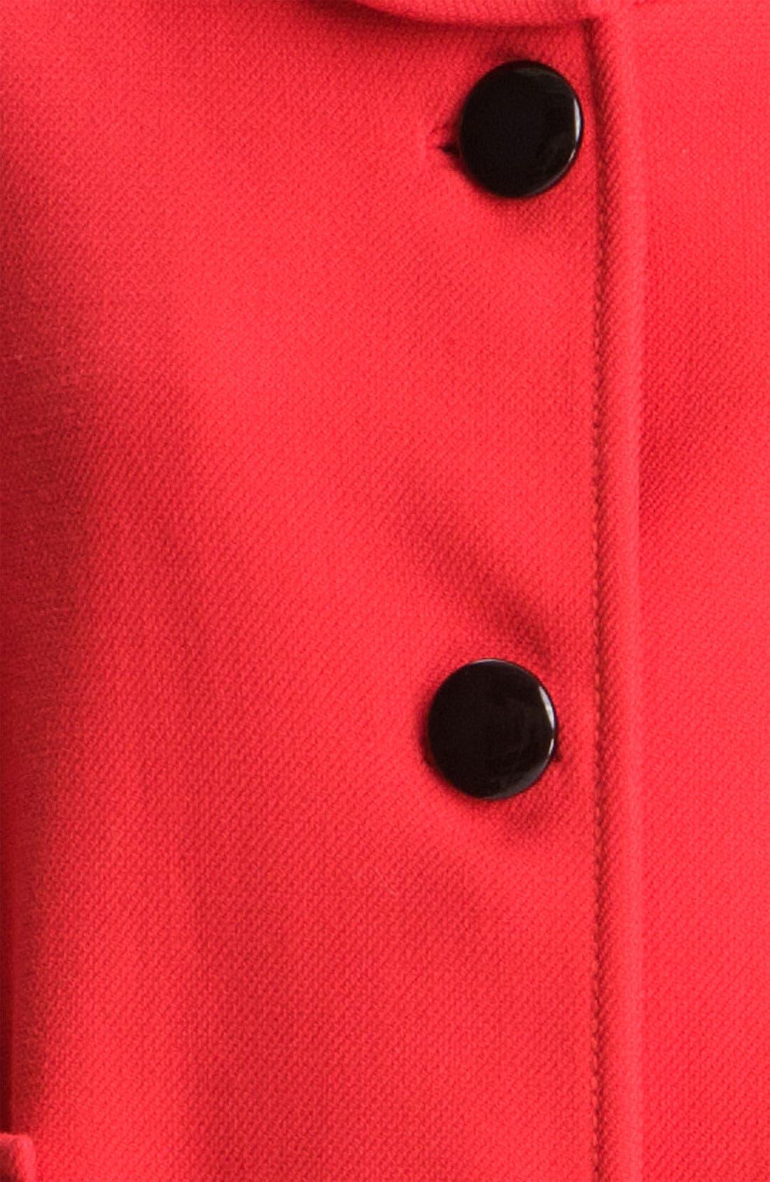 Alternate Image 3  - kate spade new york 'suzette' coat