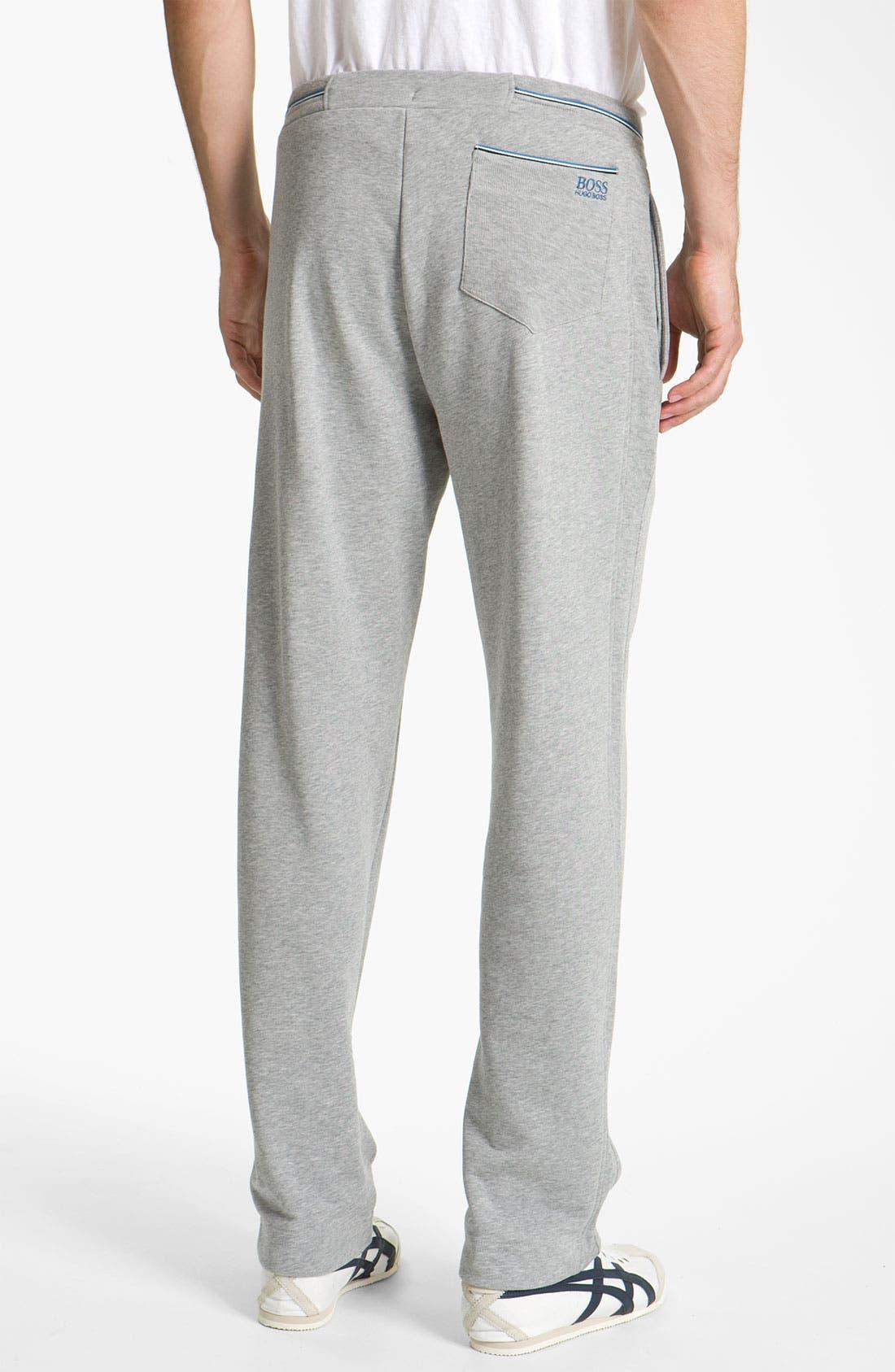 Alternate Image 2  - BOSS Green 'Hajo' Lounge Pants