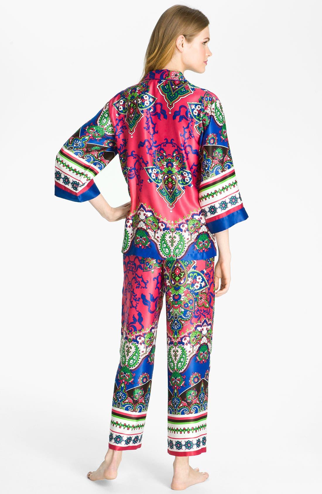 Alternate Image 2  - Natori 'Amidala' Pajamas