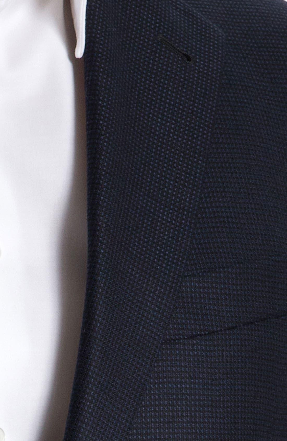 Alternate Image 3  - Joseph Abboud 'Signature Silver' Houndstooth Blazer