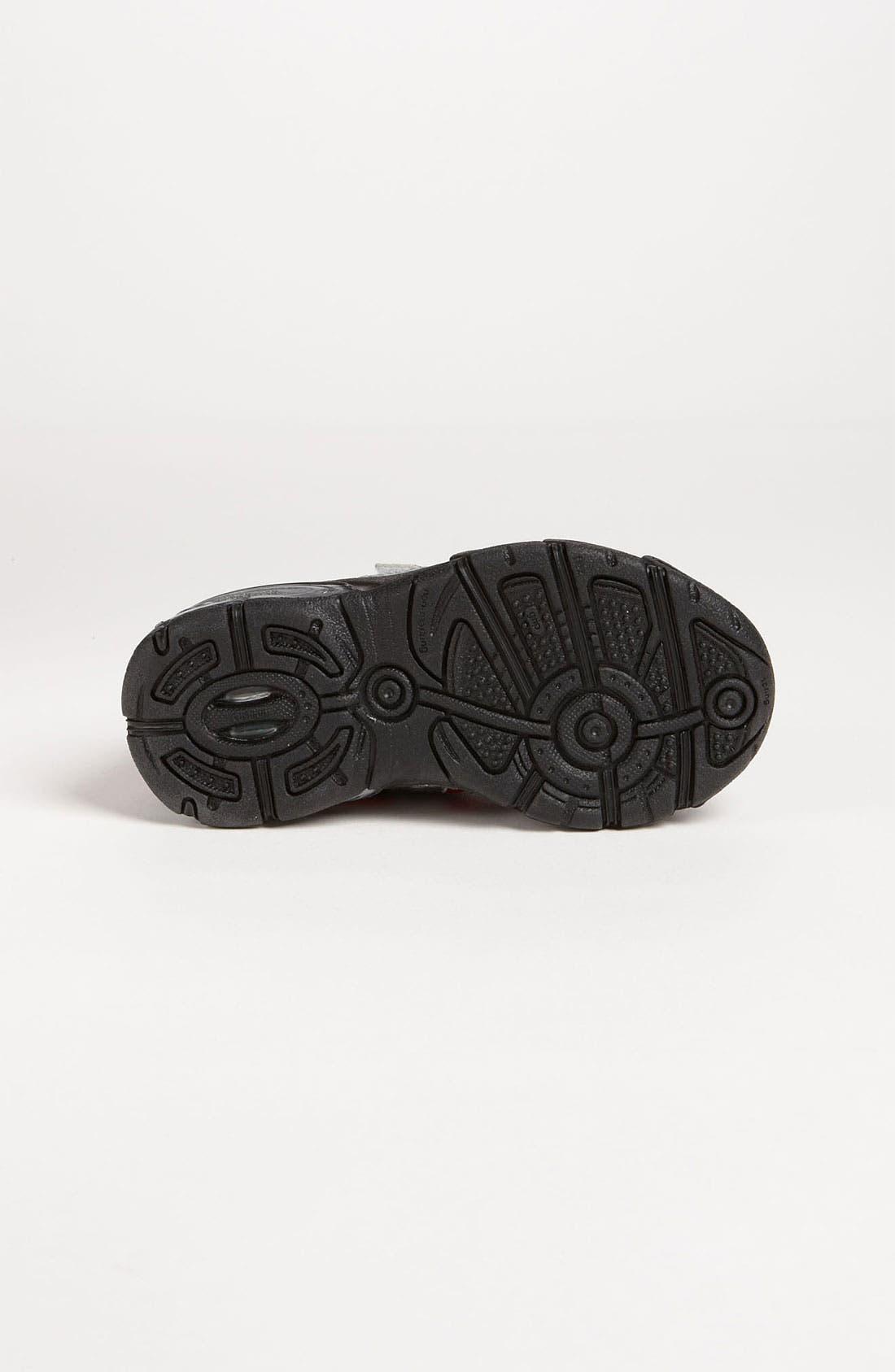 Alternate Image 4  - Stride Rite 'Vroomz' Sneaker (Walker & Toddler)