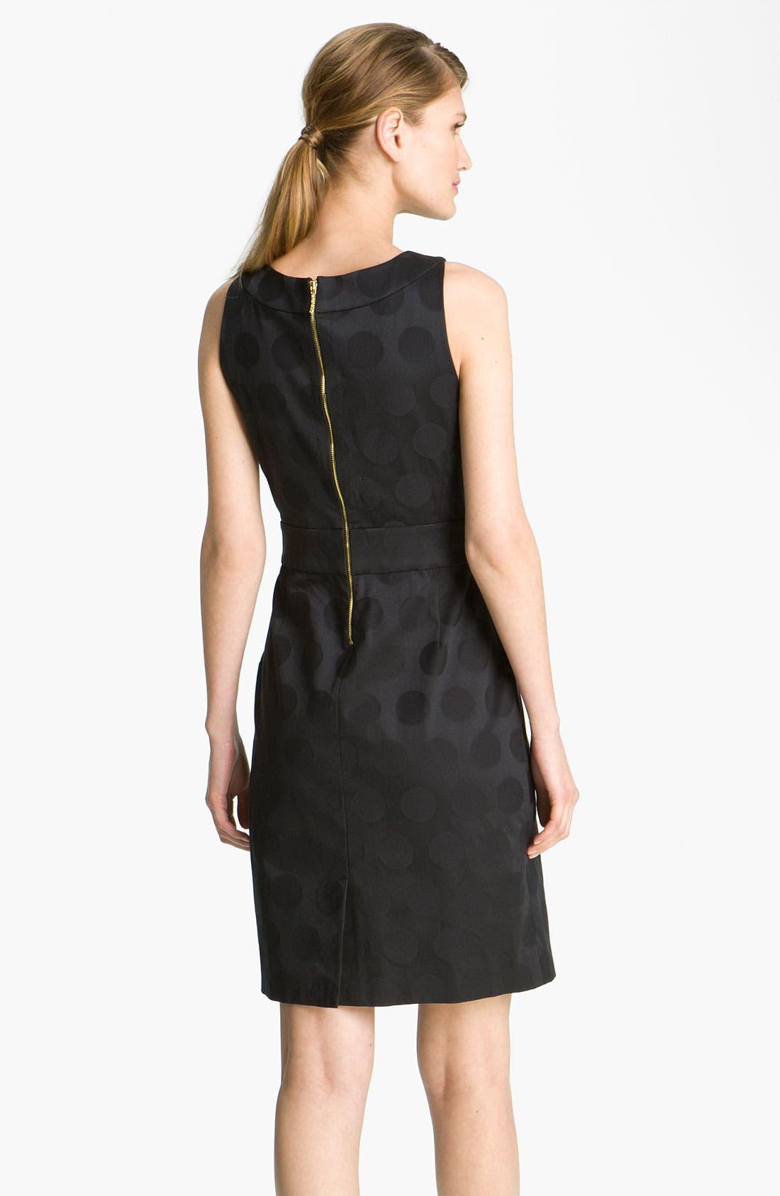 Alternate Image 2  - kate spade new york 'alme' polka dot dress