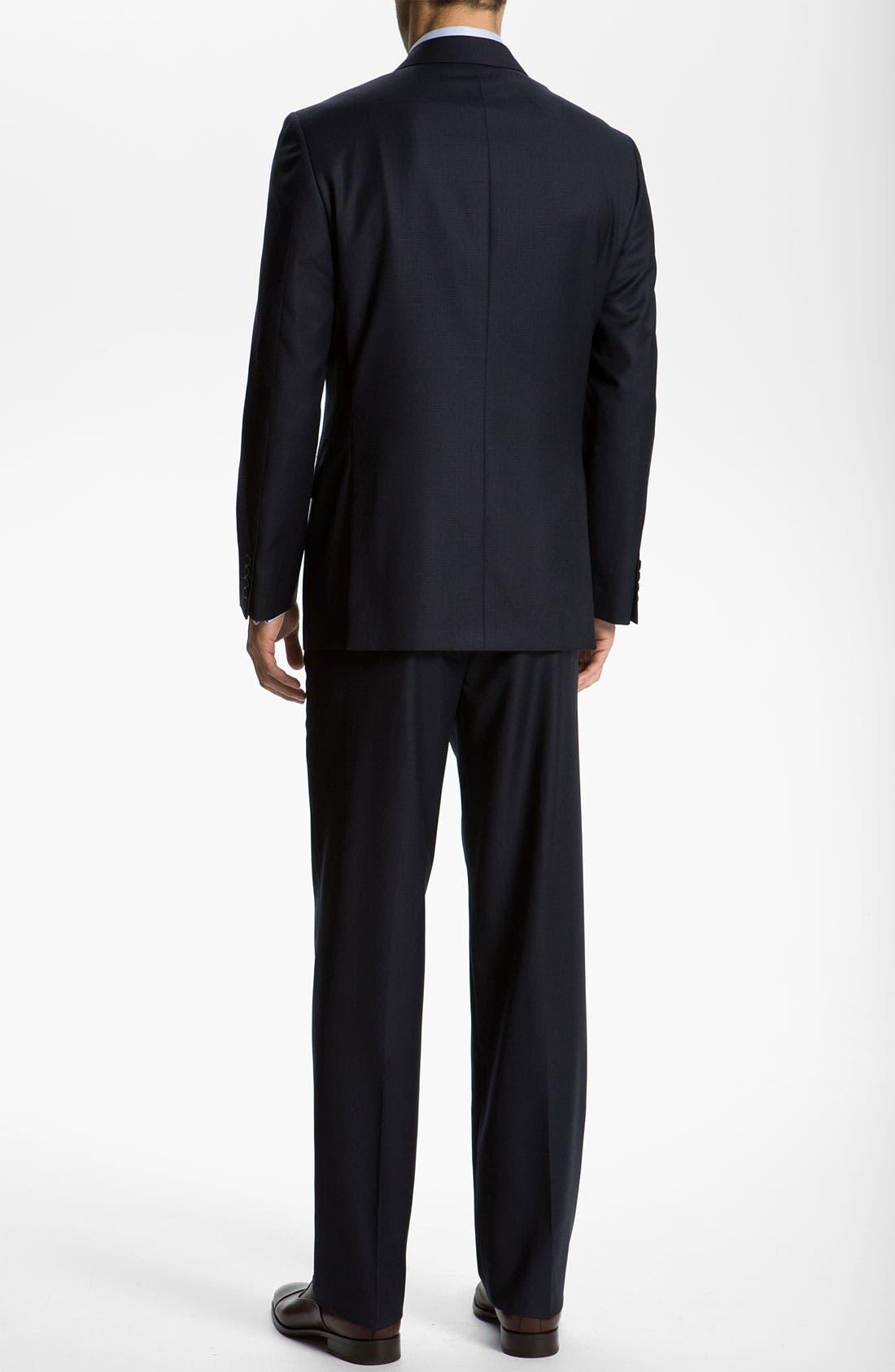 Alternate Image 3  - Joseph Abboud 'Signature Silver' Suit