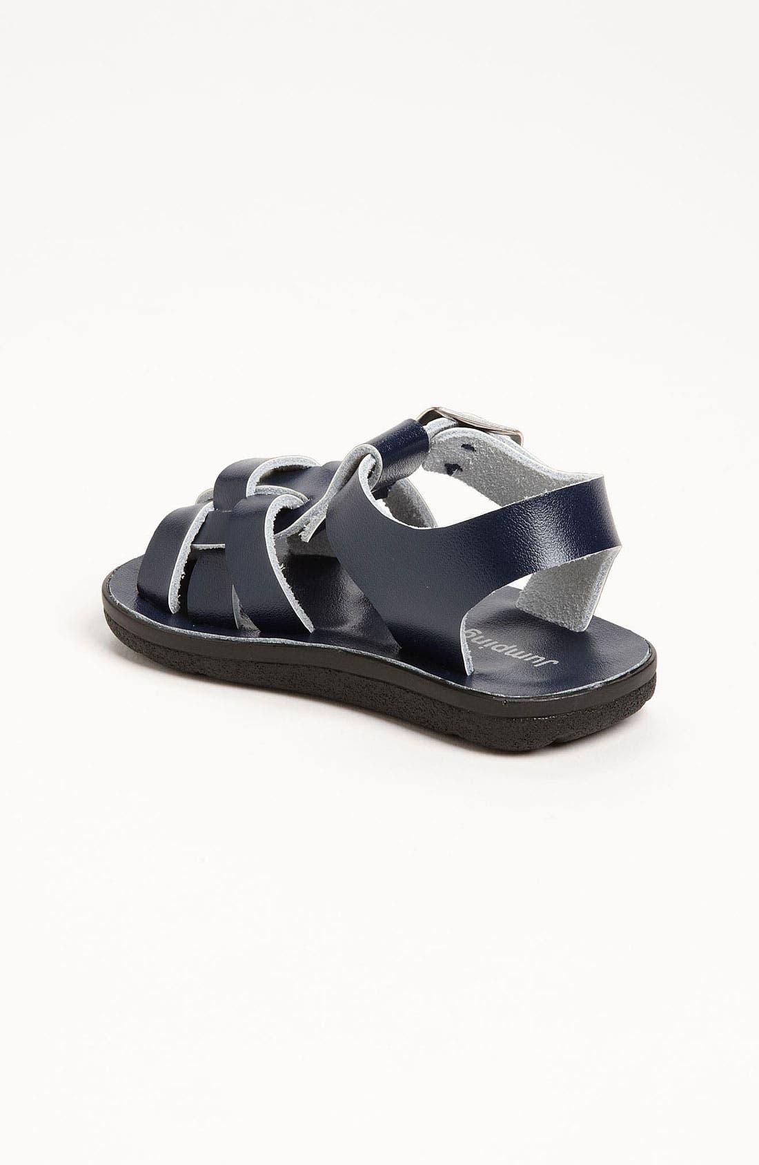 Alternate Image 2  - Jumping Jacks 'Sea Fish' Sandal (Walker & Toddler)