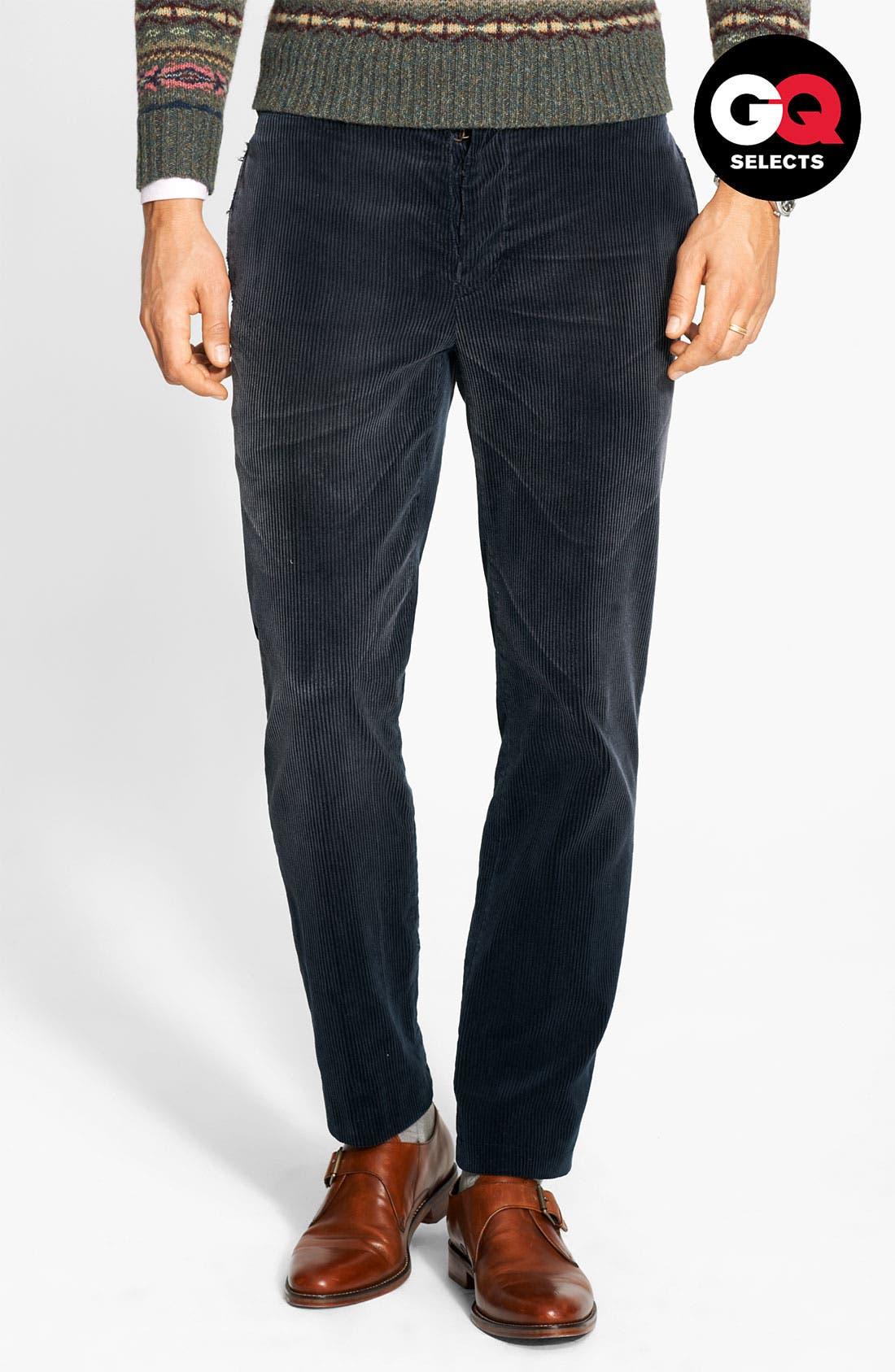 Main Image - Polo Ralph Lauren 'Country' Corduroy Pants