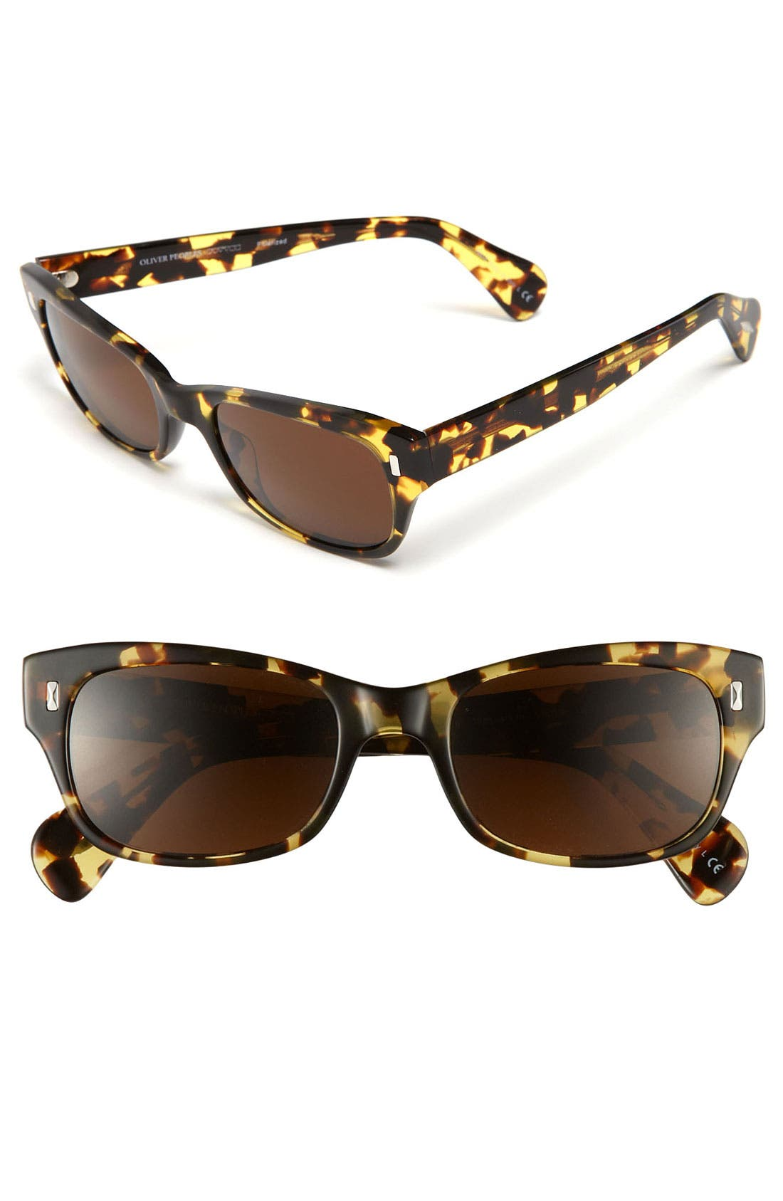 Main Image - Oliver Peoples 'Wacks' 51mm Sunglasses