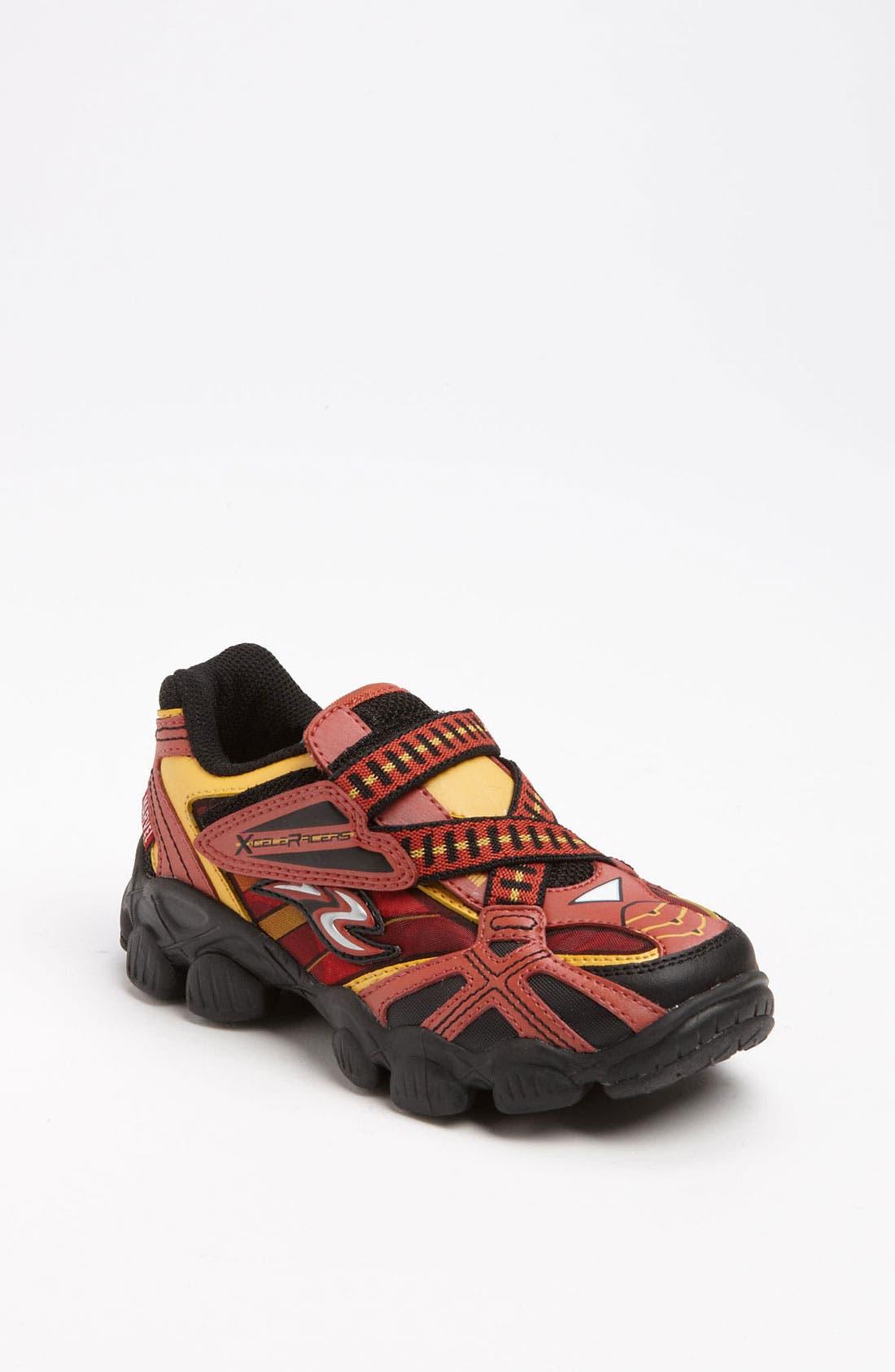 Alternate Image 1 Selected - Stride Ride 'X-Celeracers Iron Man®' Sneaker (Toddler & Little Kid)