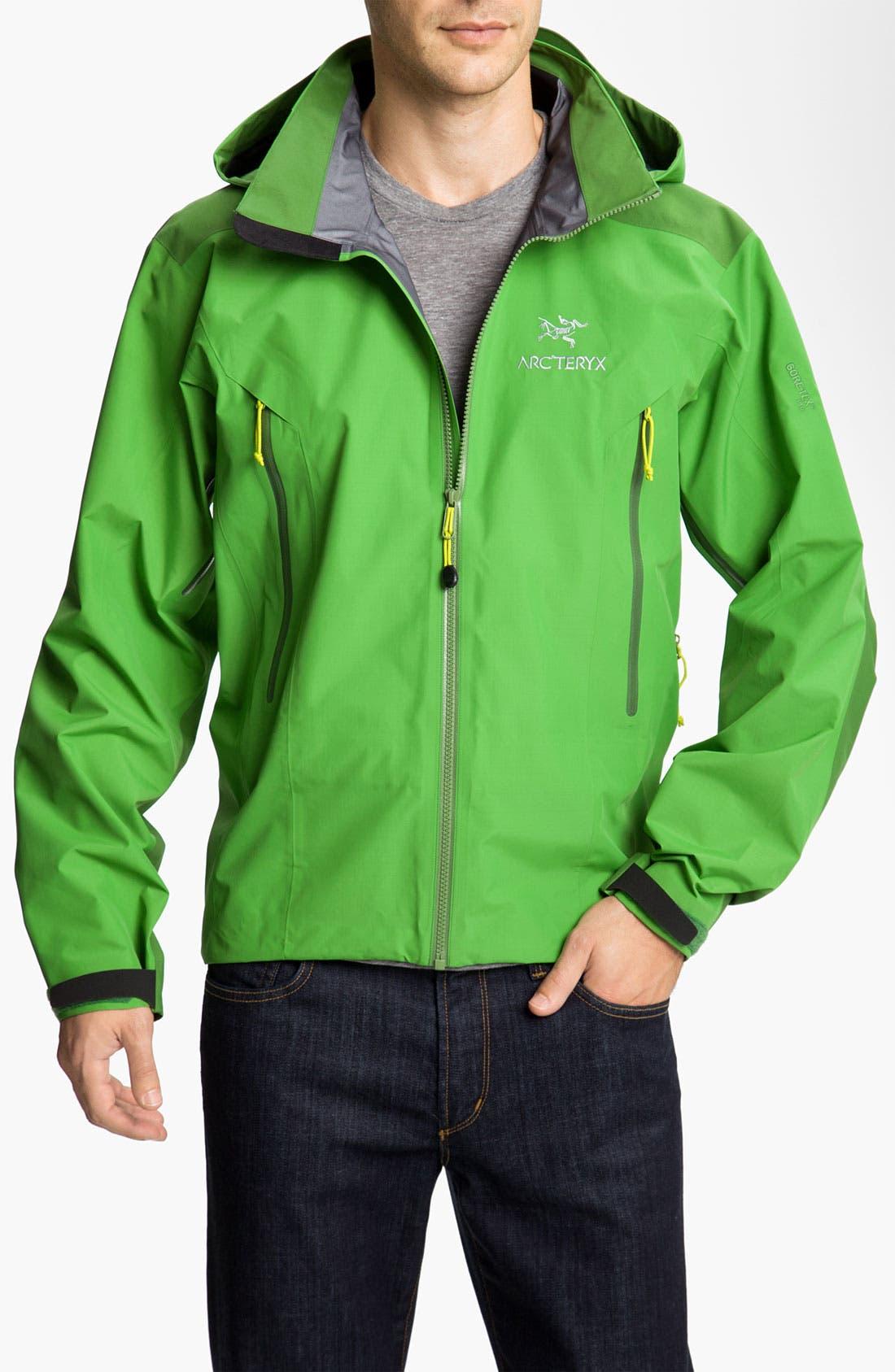 Alternate Image 1 Selected - Arc'teryx 'Beta AR' Gore-Tex® Jacket