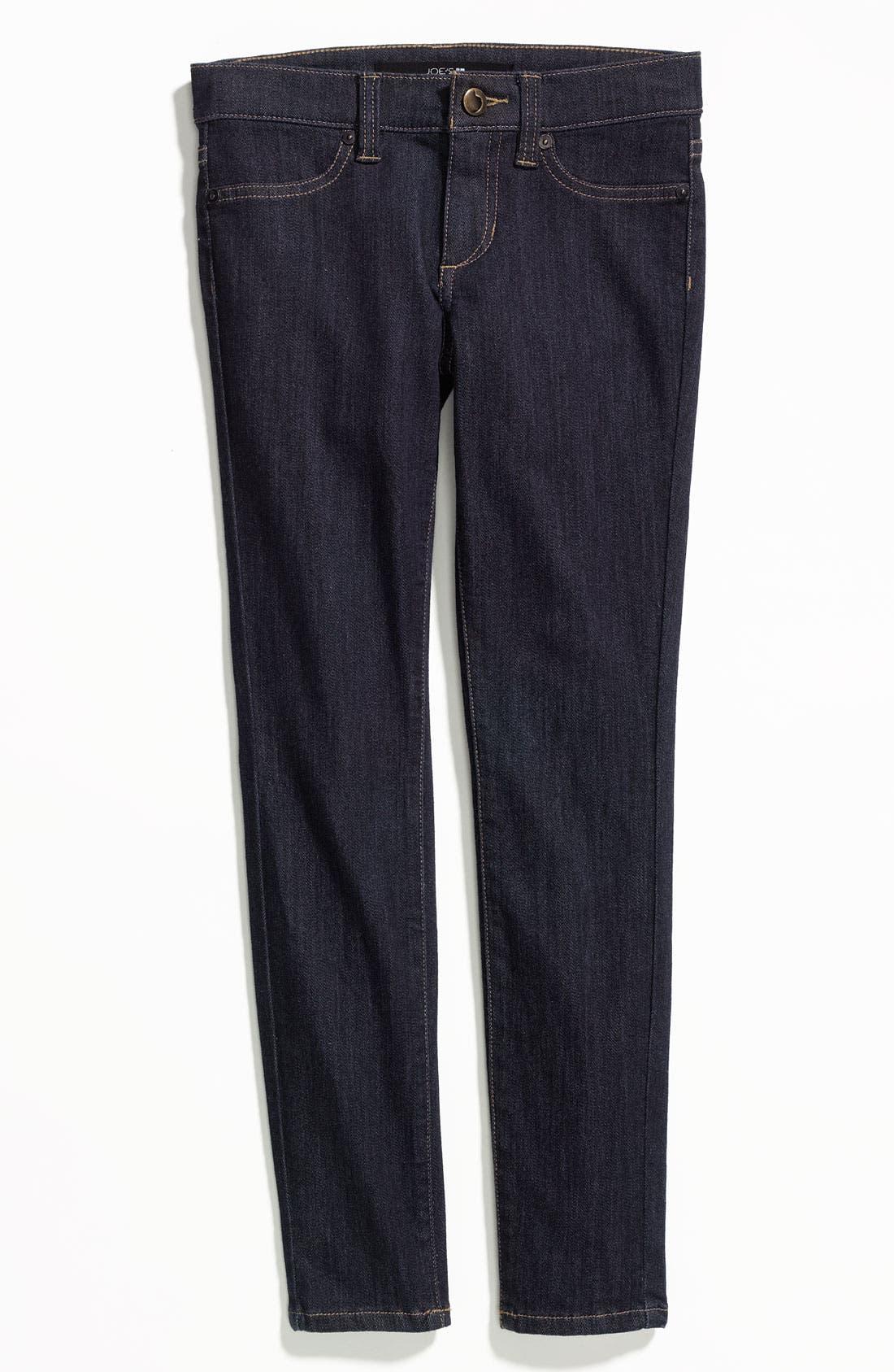 Alternate Image 2  - Joe's Skinny Jeans (Infant)