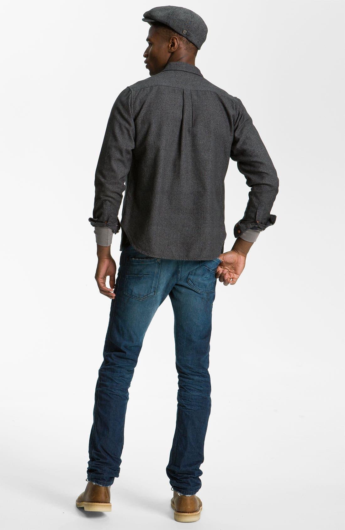 Alternate Image 8  - DIESEL® 'Darron' Slim Tapered Leg Jeans (0803W)