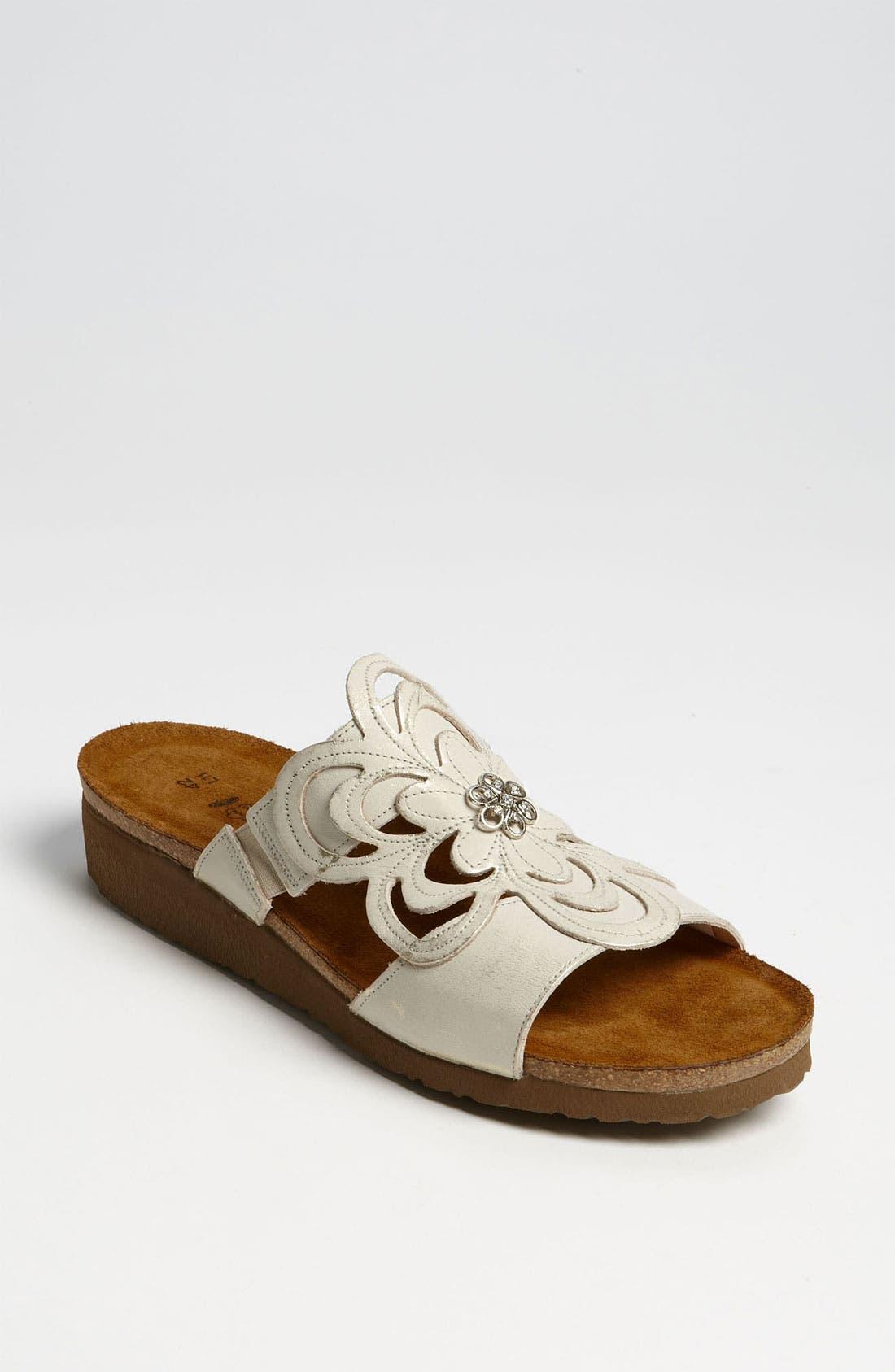 Main Image - Naot 'Sandy' Sandal