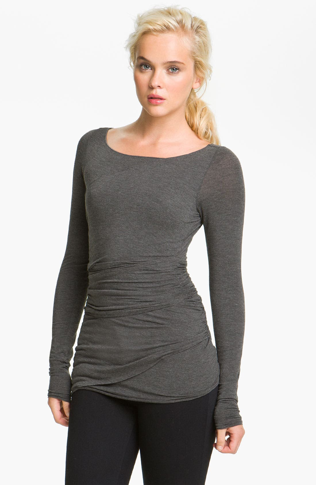 Alternate Image 1 Selected - Bailey 44 'Initiation' Ruched Top