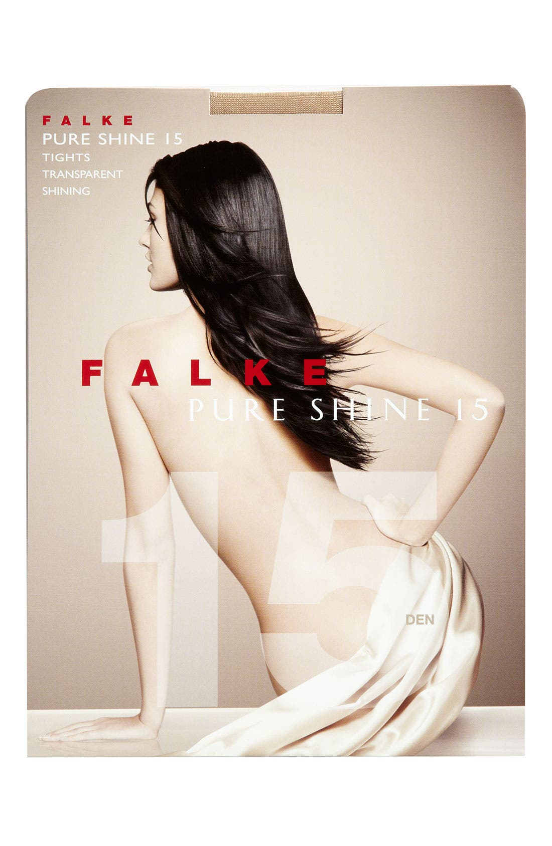 Alternate Image 3  - Falke 'Pure Shine 15 Denier' Stockings