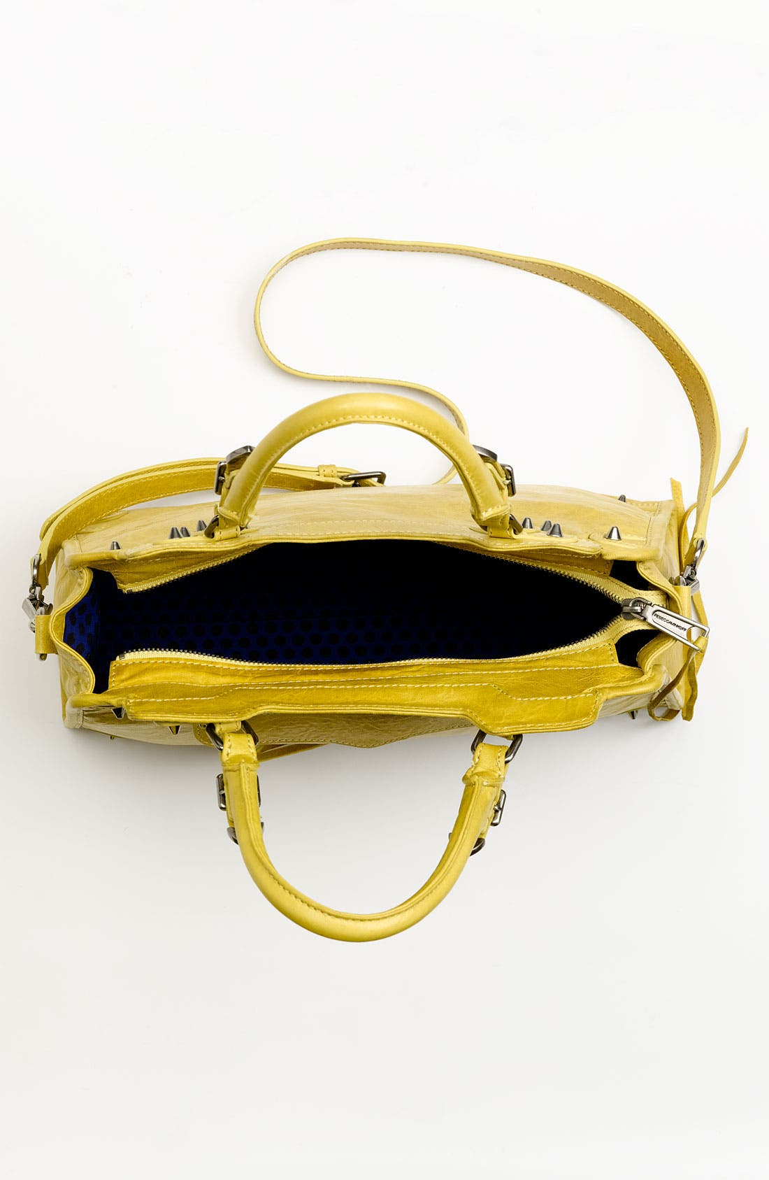 Alternate Image 3  - Rebecca Minkoff 'Desire' Studded Satchel