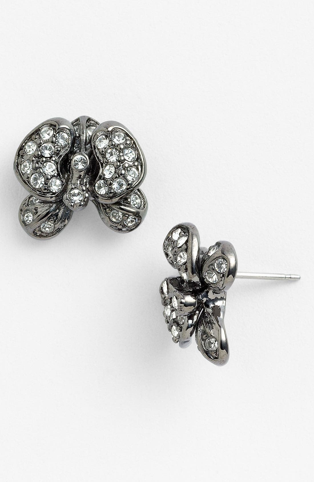 Alternate Image 1 Selected - Givenchy Flower Stud Earrings