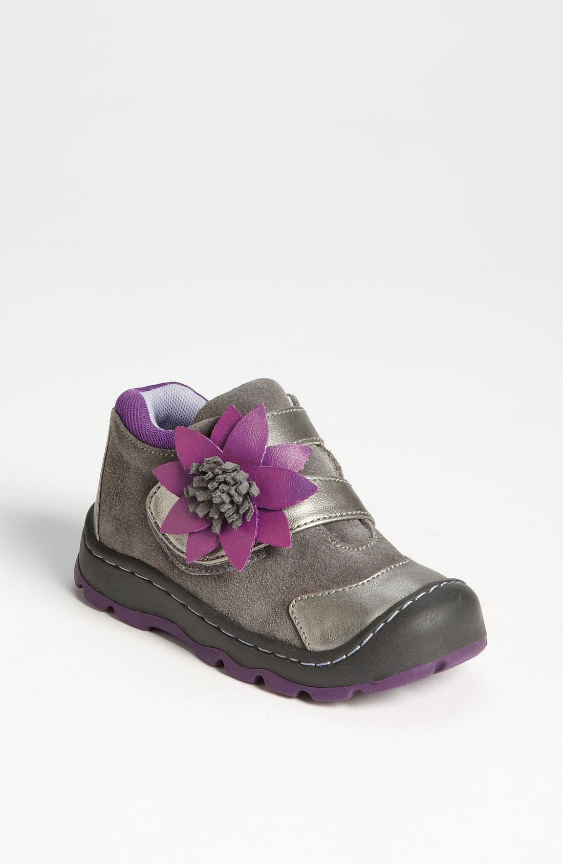 Main Image - Jumping Jacks 'Flower Burst' Sneaker (Walker & Toddler)